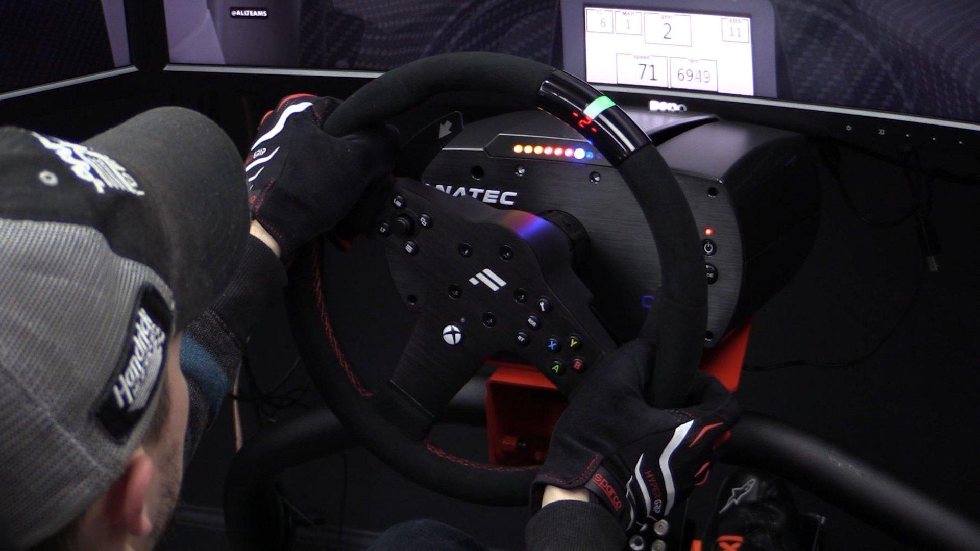 Fanatec CSL Elite P1 Racing Wheel Xbox