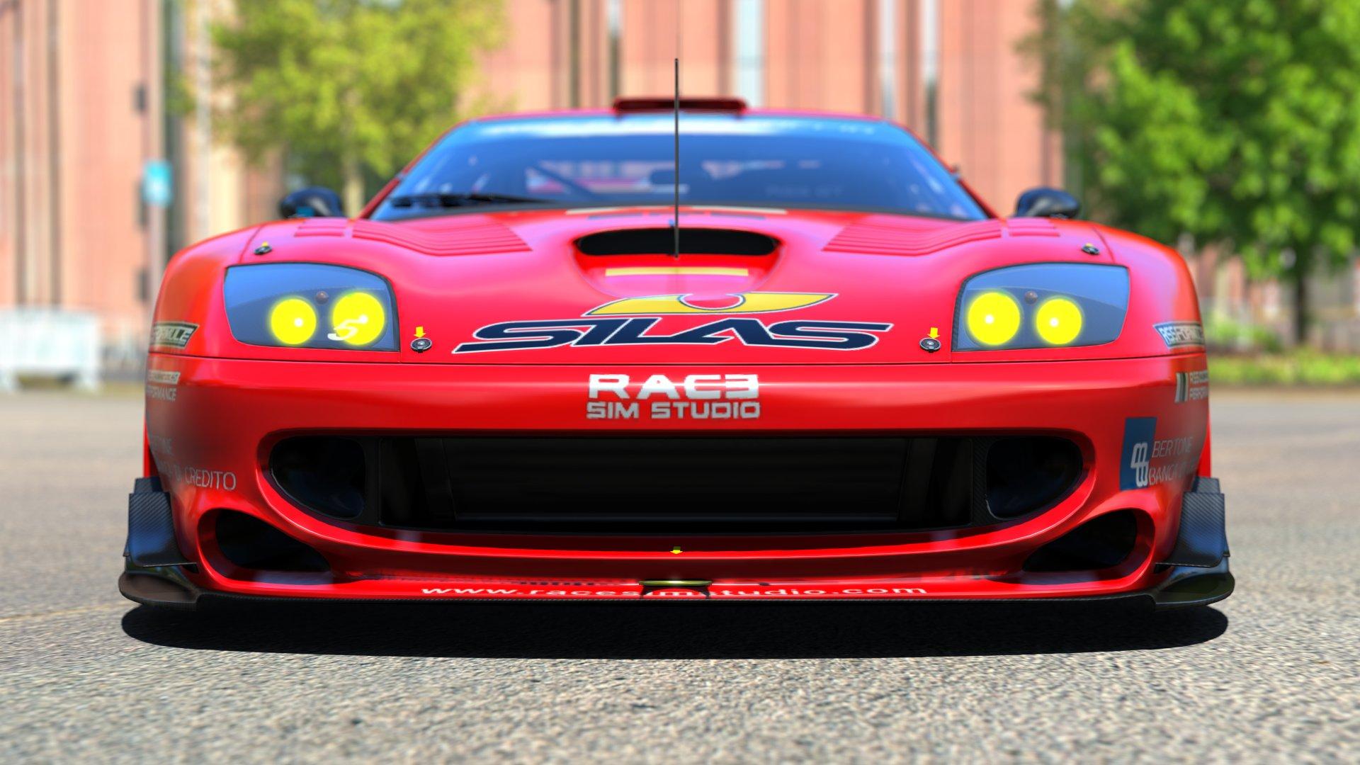 Race Sim Studio GT Pack part 1 Ferruccio 550 v12 1