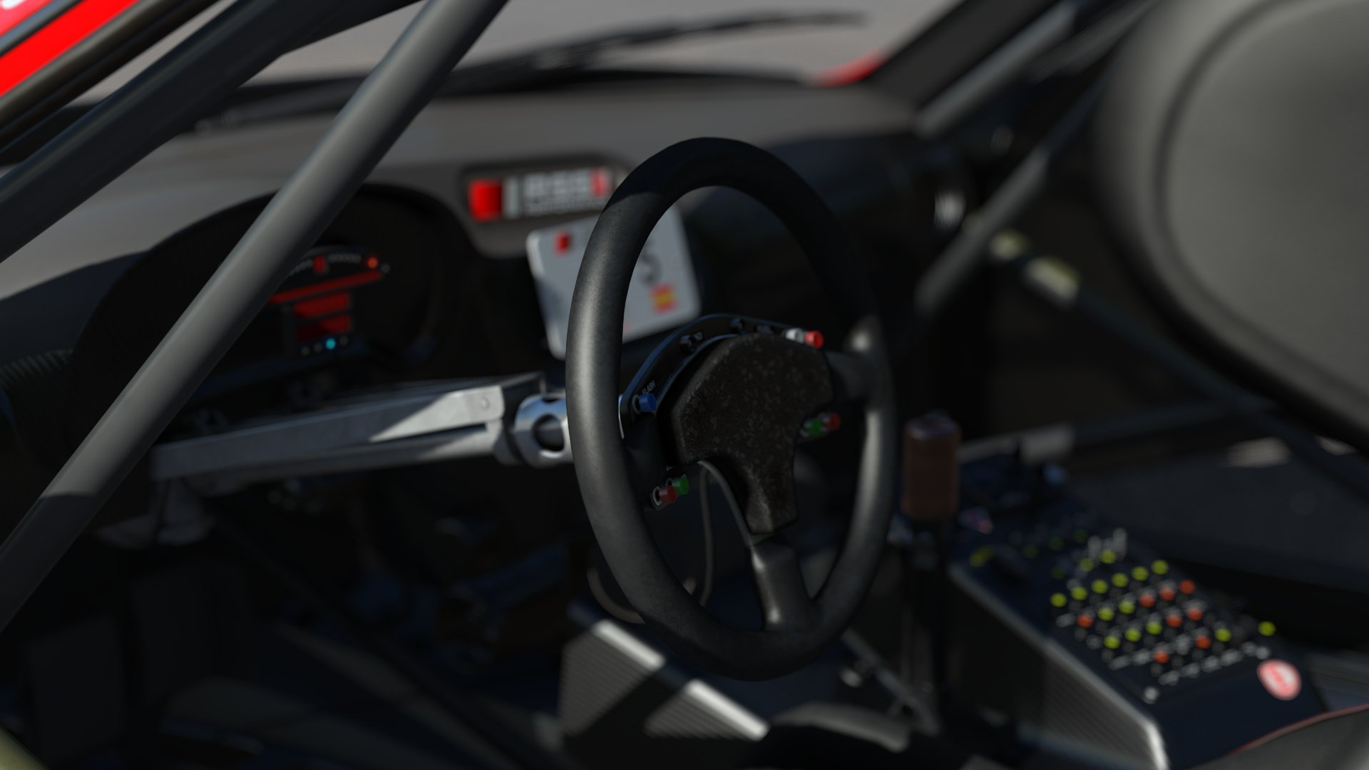 Race Sim Studio GT Pack part 1 Ferruccio 550 v12 3