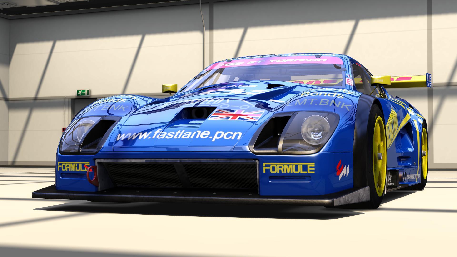 Race Sim Studio GT Pack part 1 Tornado v12 1