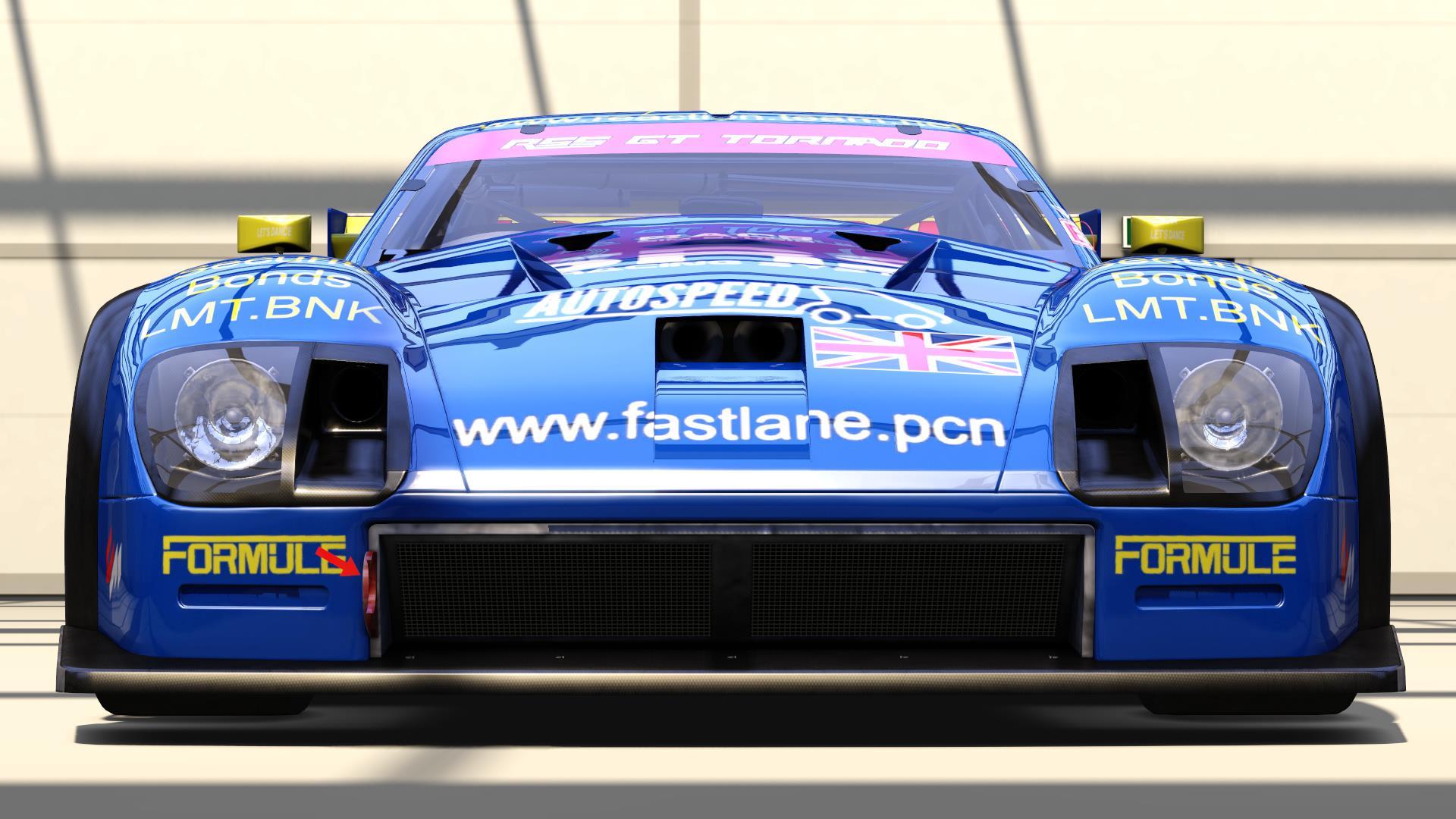 Race Sim Studio GT Pack part 1 Tornado v12 2