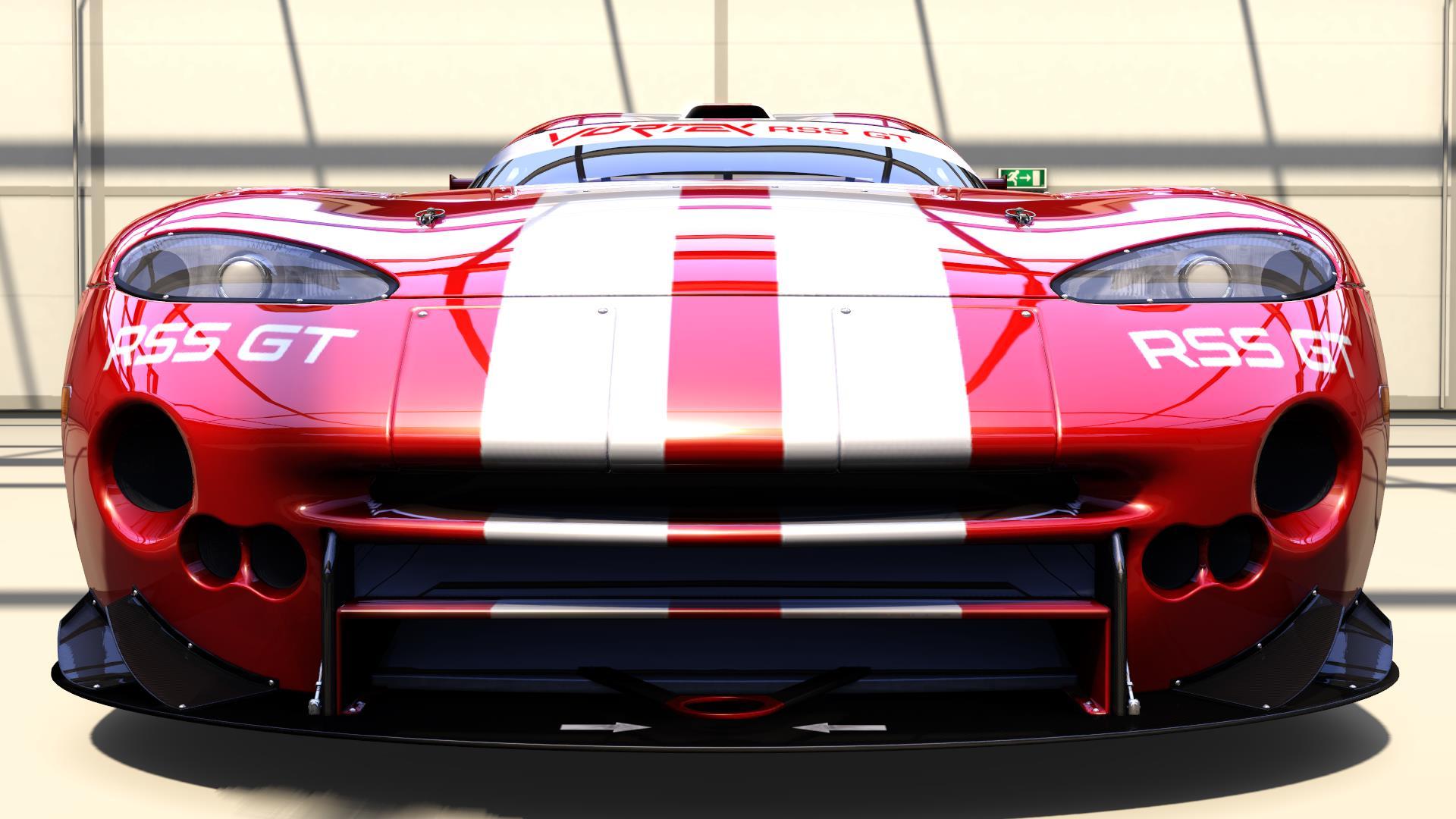 Race Sim Studio GT Pack part 1 Vortex v12 2