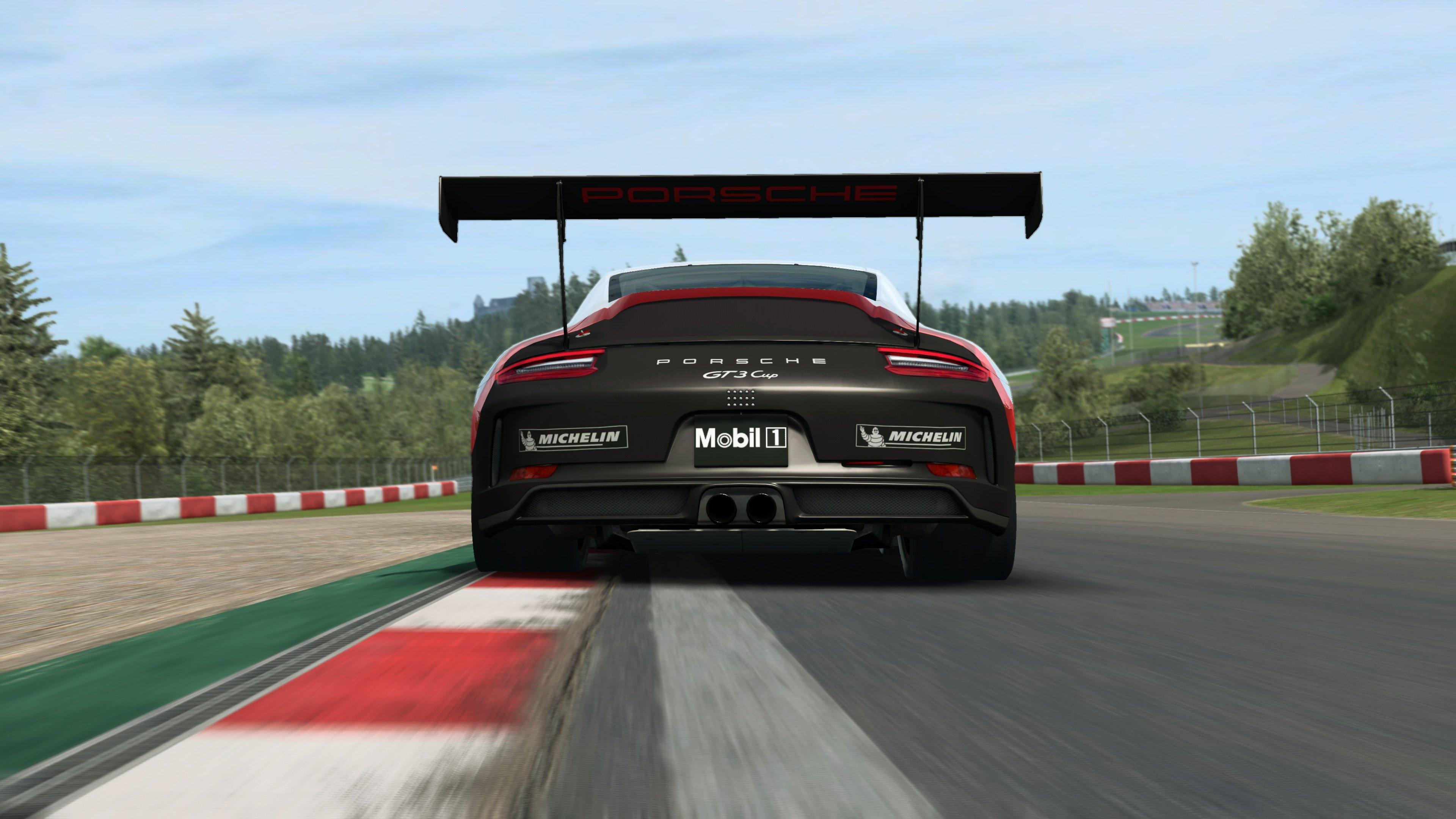 RaceRoom 991.2 Porsche 911 GT3 Cup 1