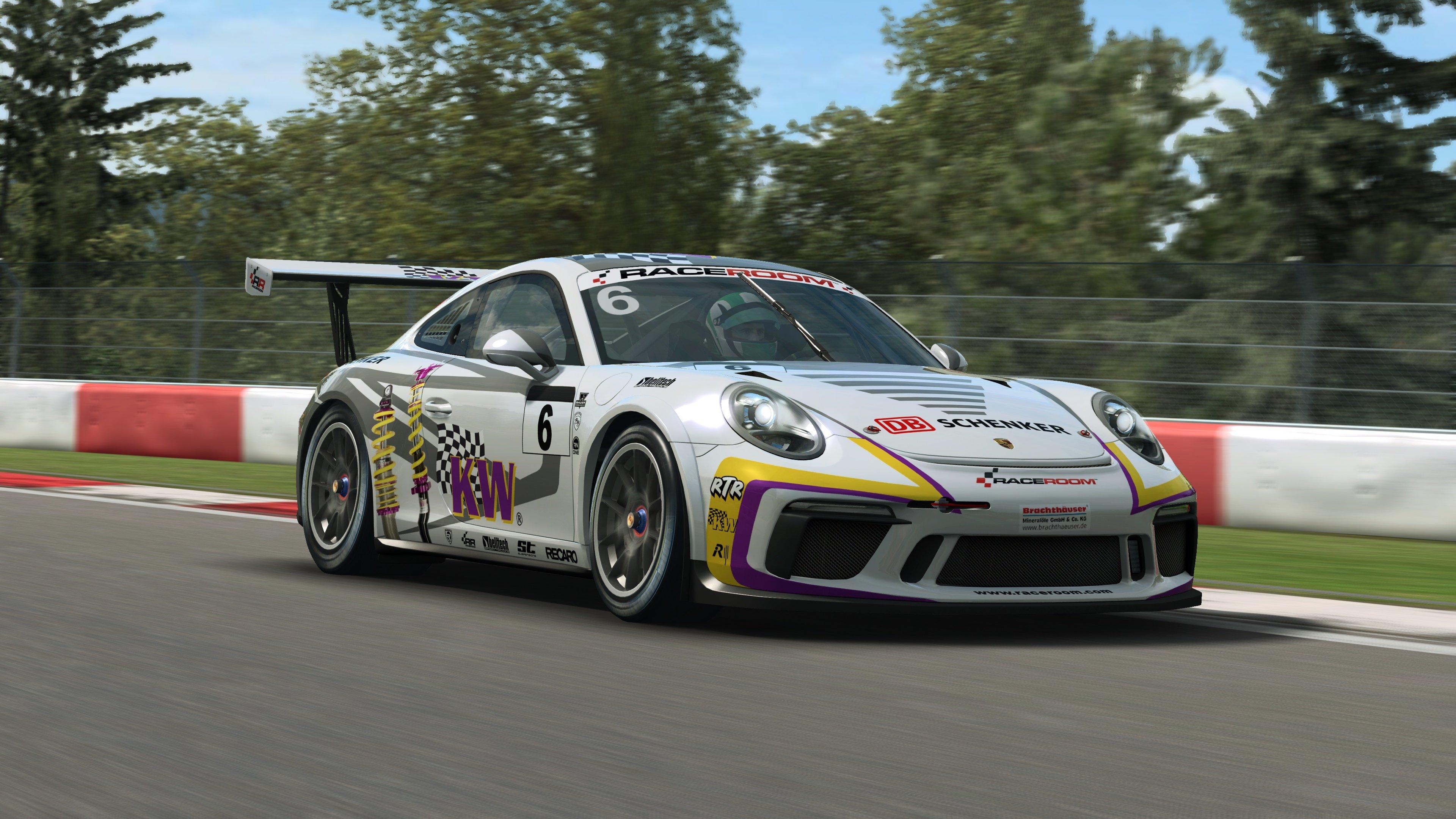 RaceRoom 991.2 Porsche 911 GT3 Cup 11