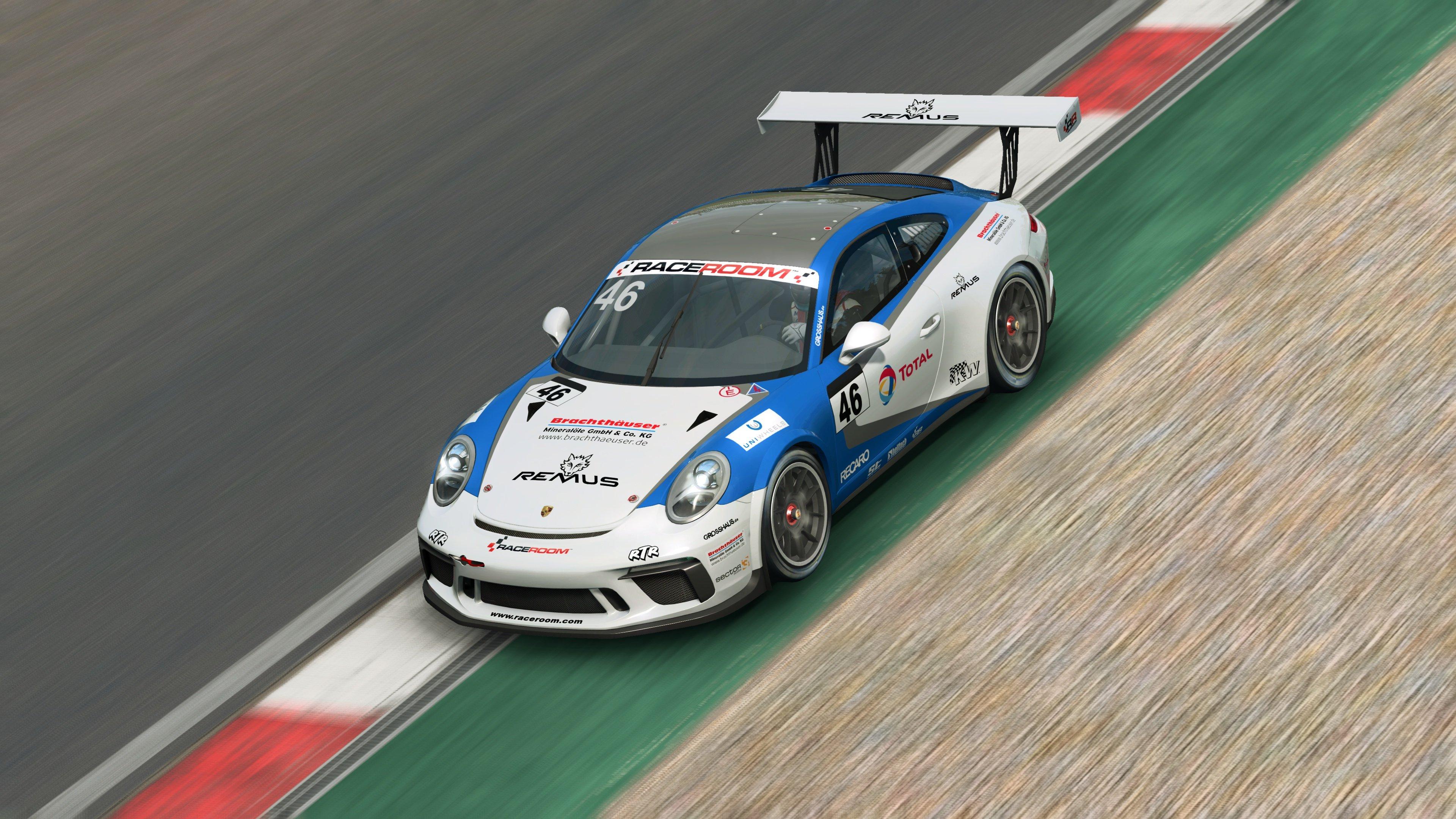 RaceRoom 991.2 Porsche 911 GT3 Cup 12