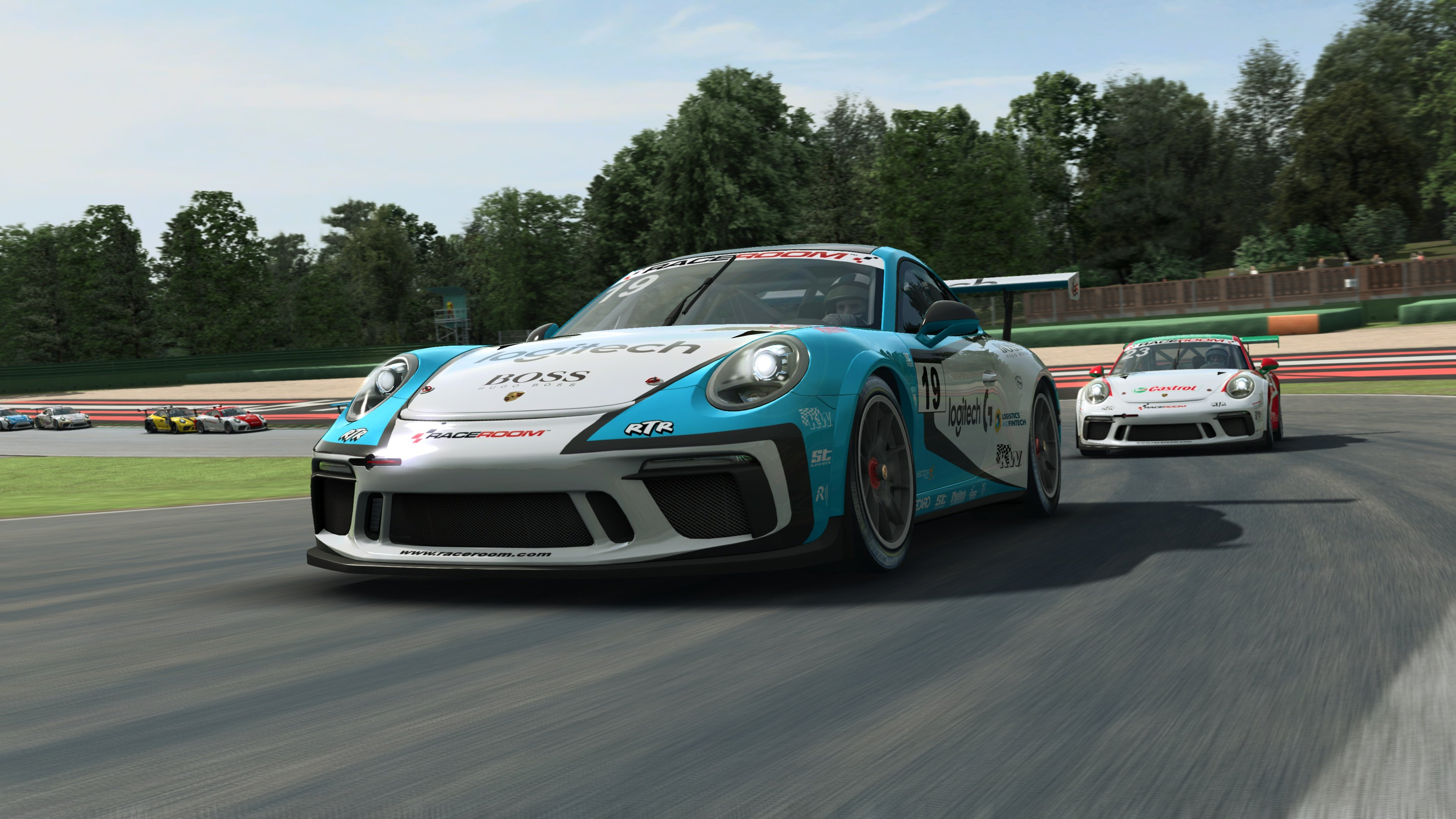 Raceroom First Car Of The Porsche Dlc 1 Revealed