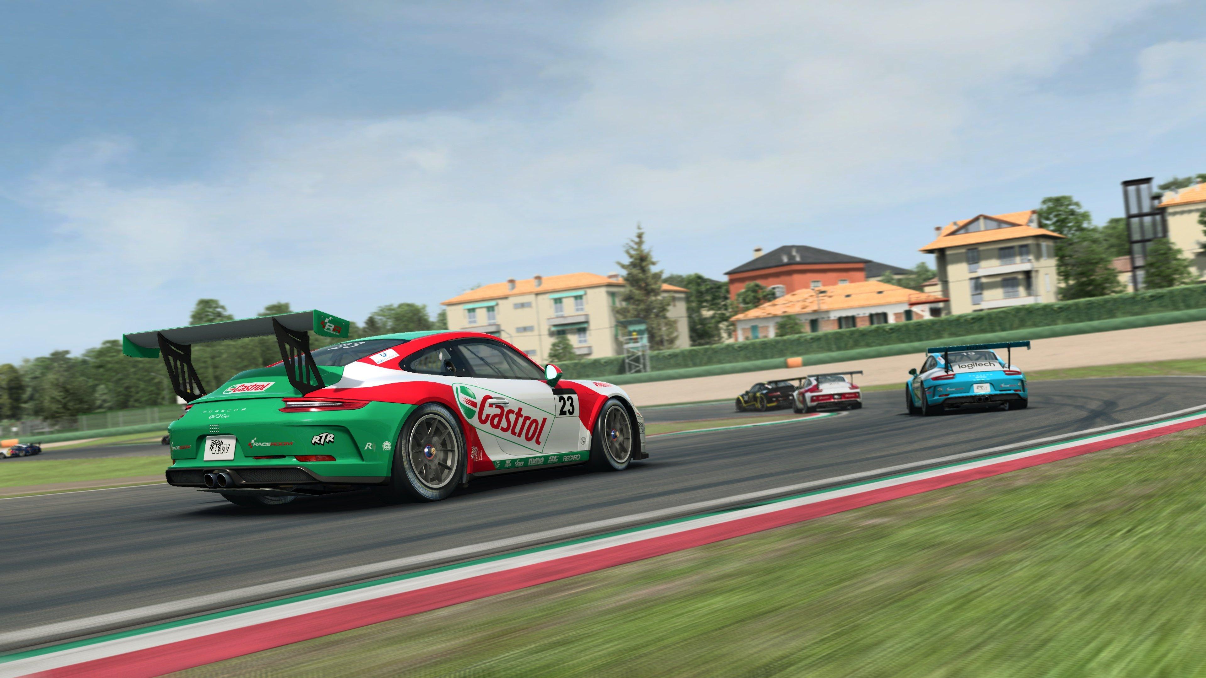 RaceRoom 991.2 Porsche 911 GT3 Cup 14