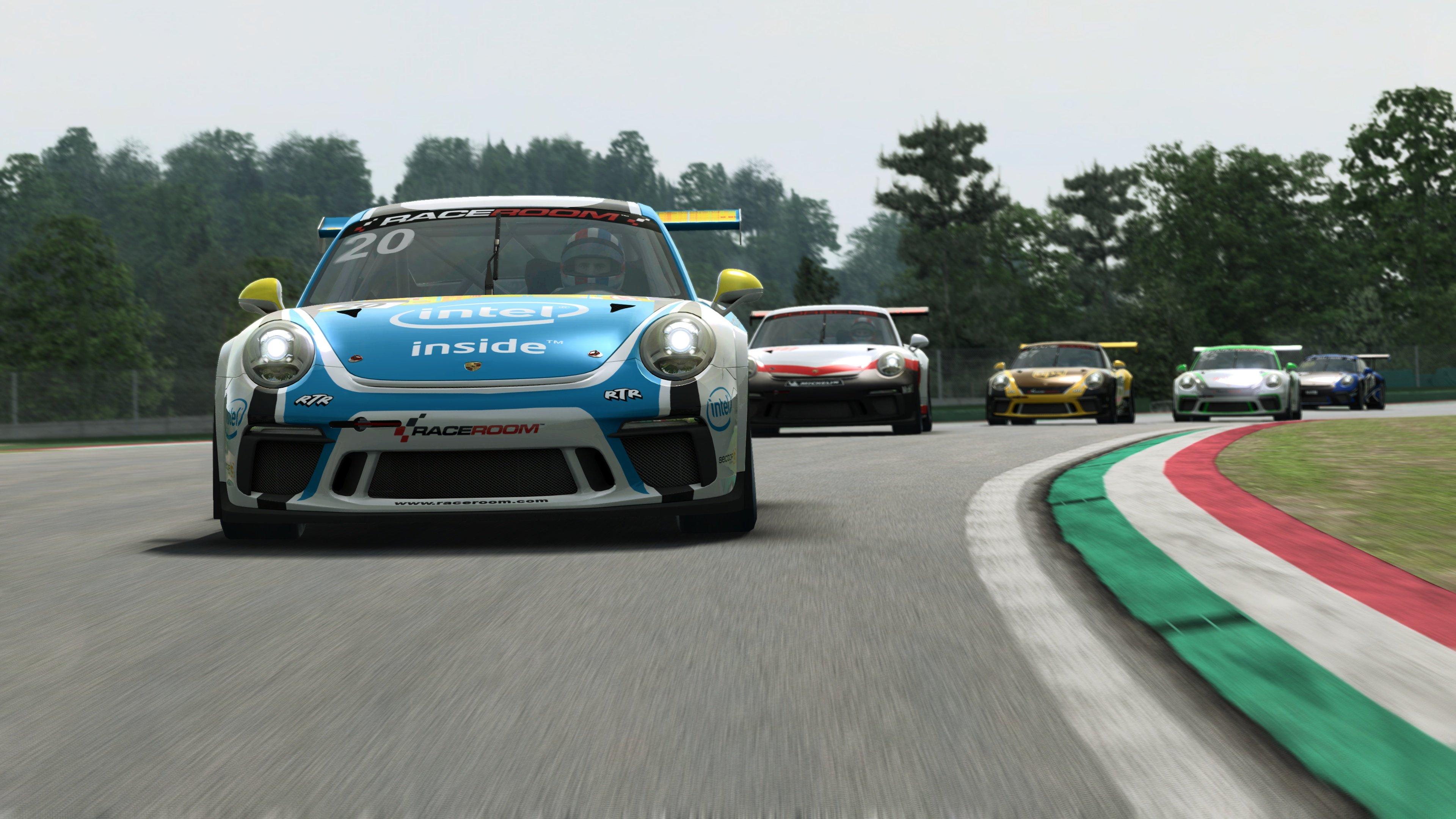 RaceRoom 991.2 Porsche 911 GT3 Cup 16