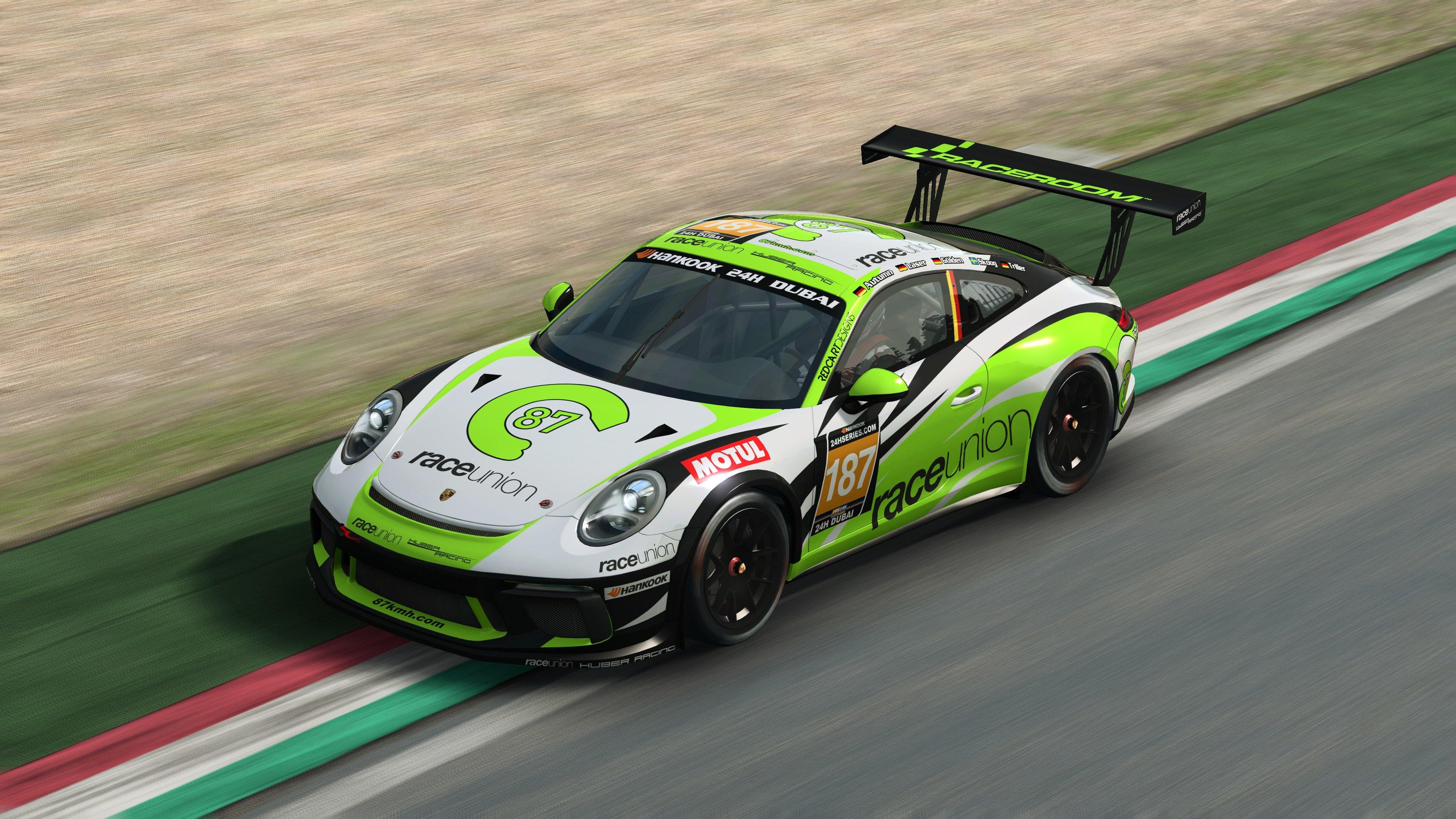 RaceRoom 991.2 Porsche 911 GT3 Cup 18