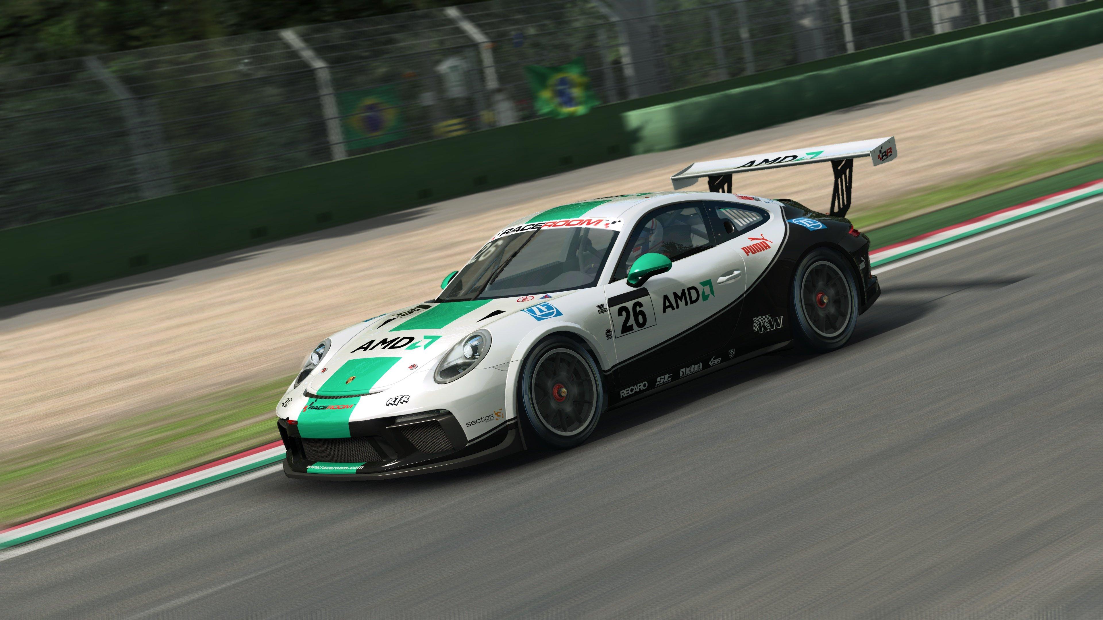 RaceRoom 991.2 Porsche 911 GT3 Cup 19
