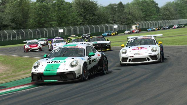 RaceRoom 991.2 Porsche 911 GT3 Cup 2