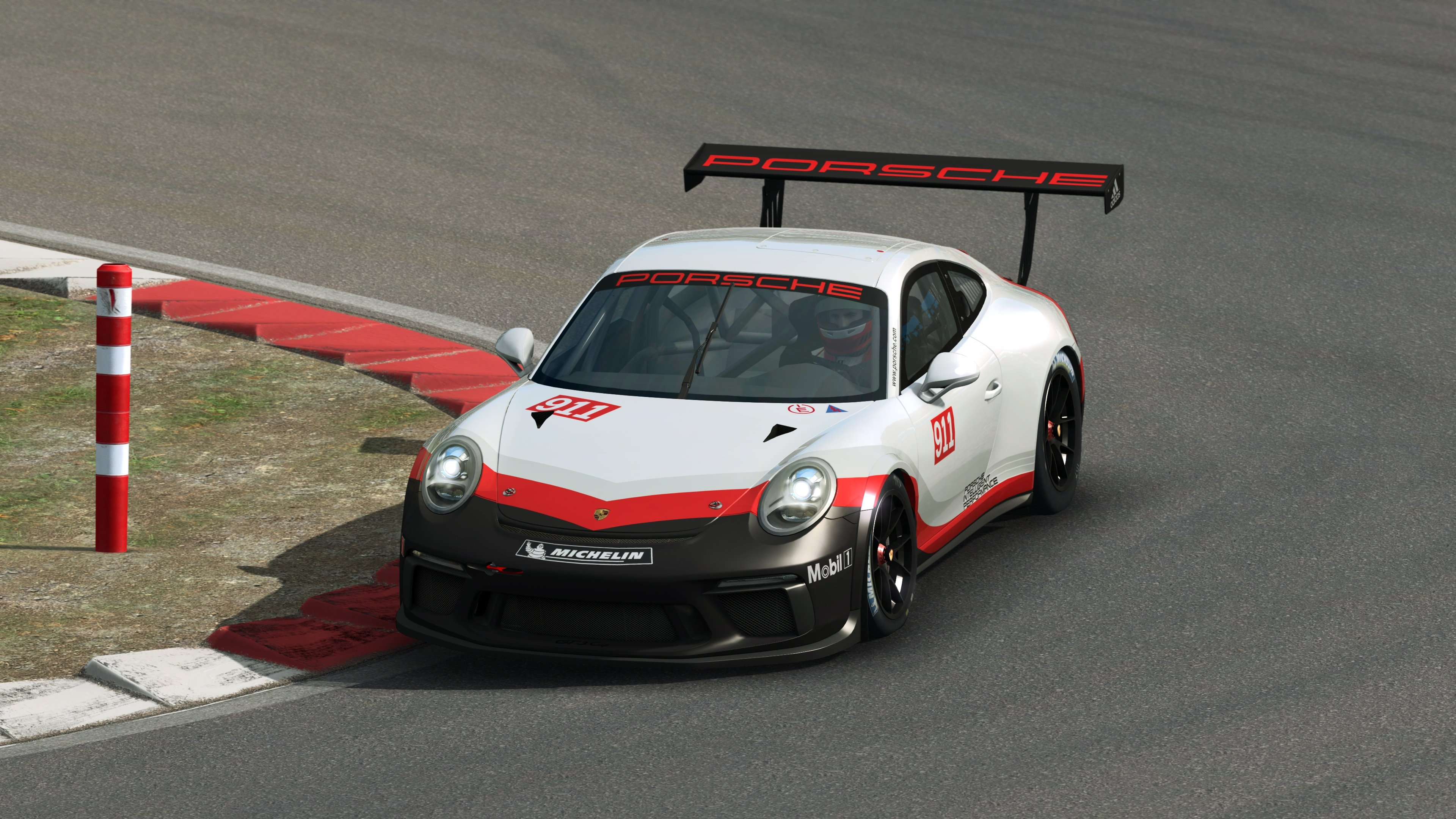 RaceRoom 991.2 Porsche 911 GT3 Cup 20