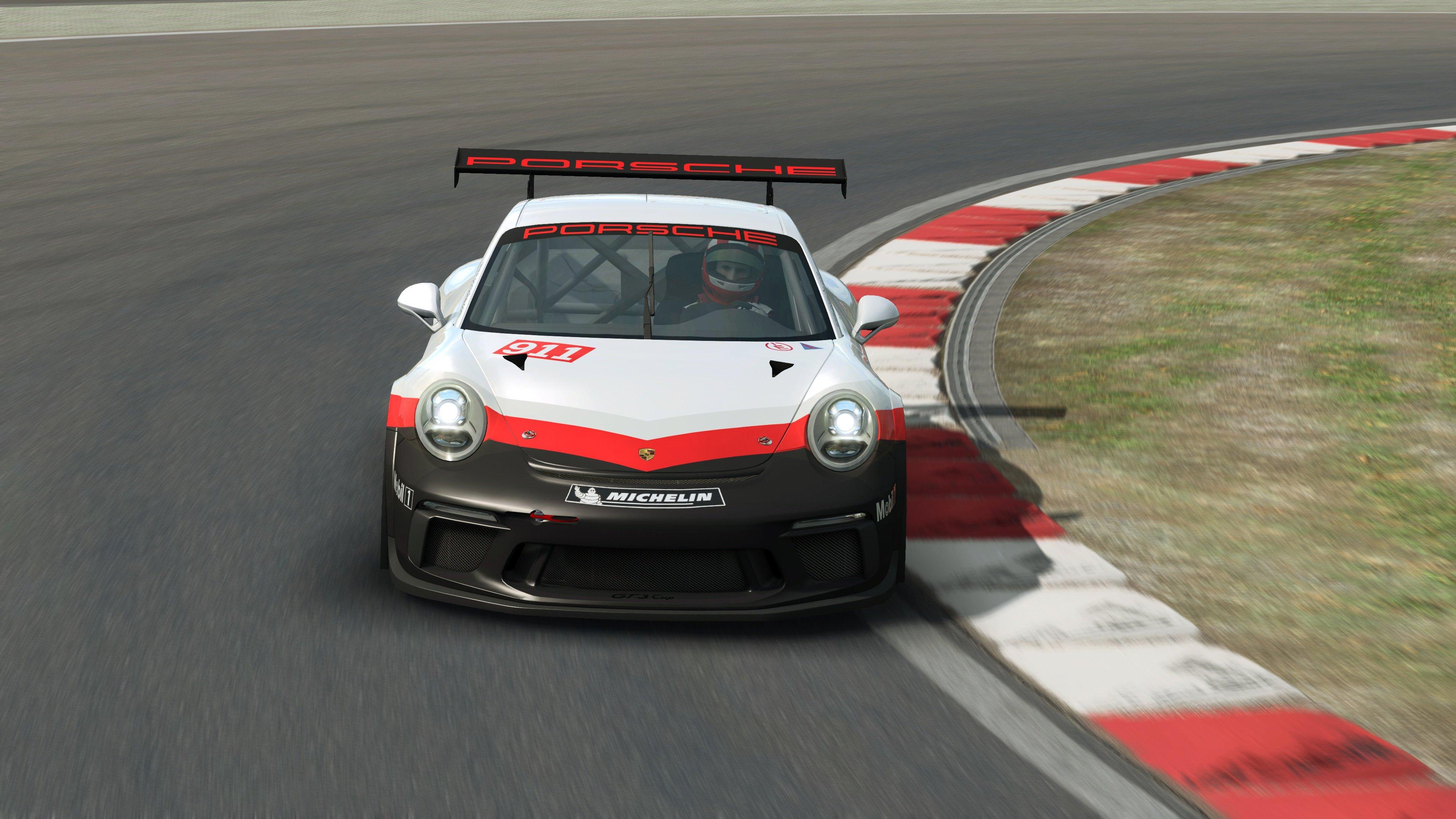 RaceRoom 991.2 Porsche 911 GT3 Cup 21