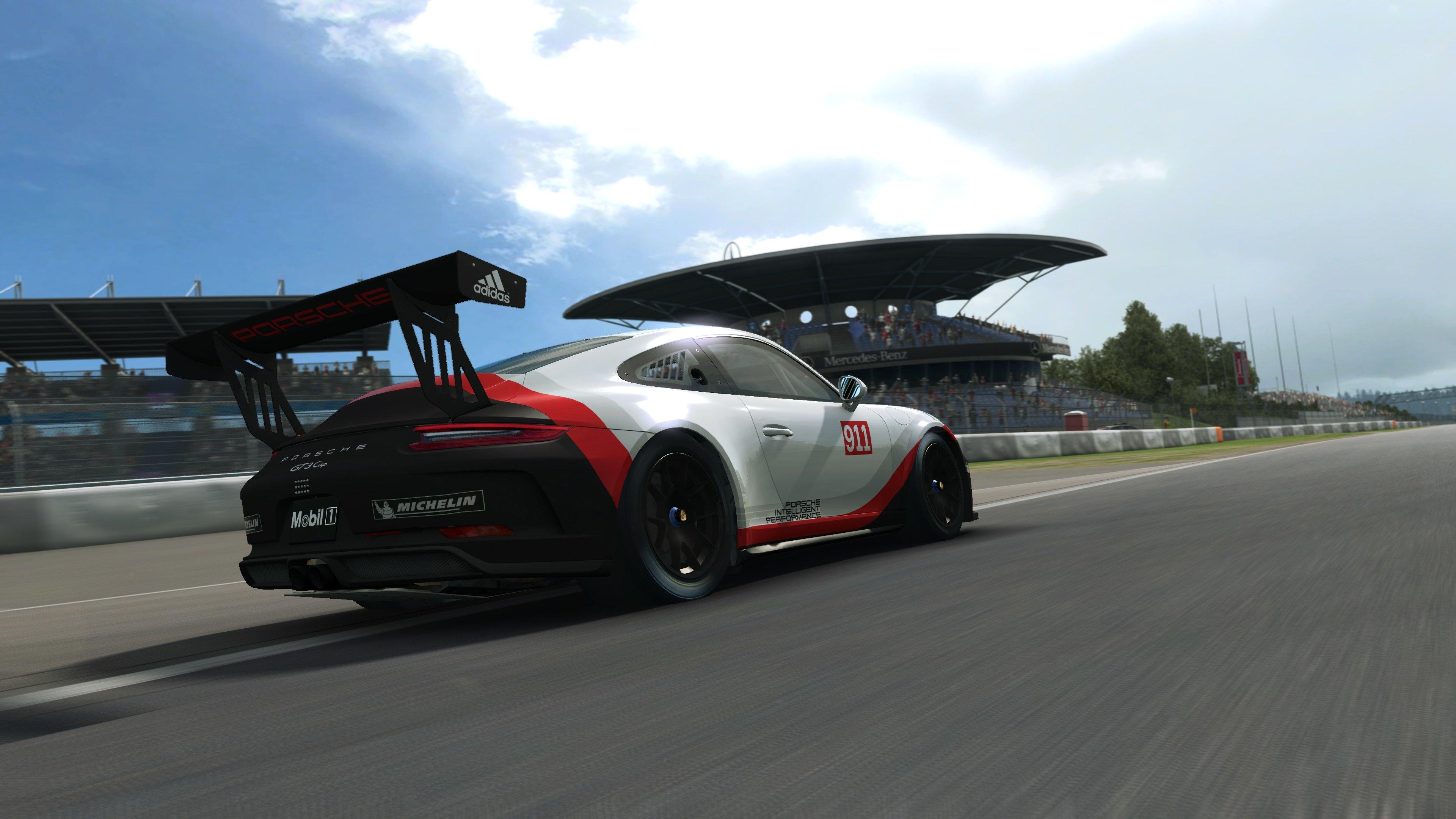 RaceRoom 991.2 Porsche 911 GT3 Cup 22