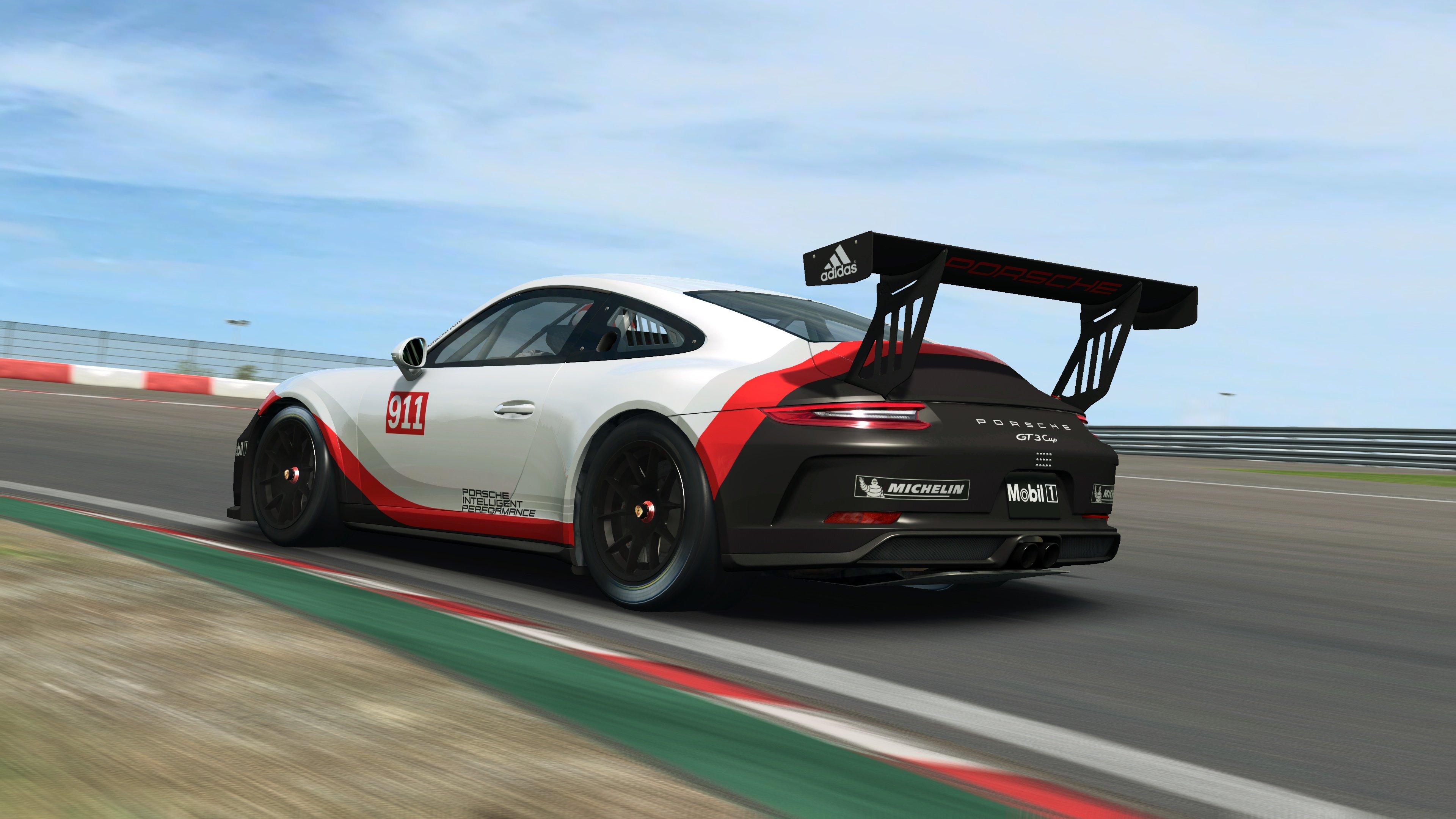 RaceRoom 991.2 Porsche 911 GT3 Cup 23
