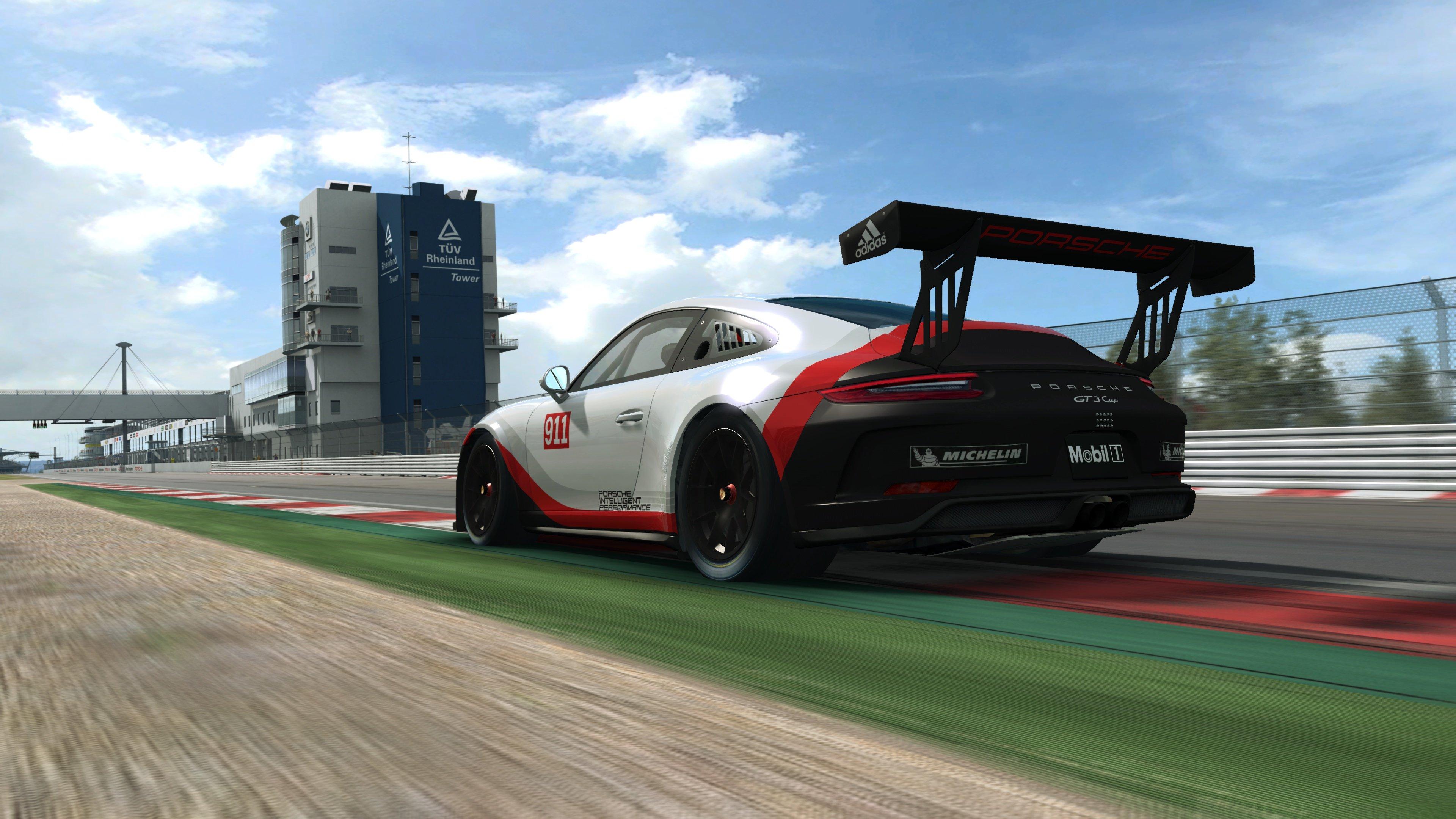 RaceRoom 991.2 Porsche 911 GT3 Cup 24