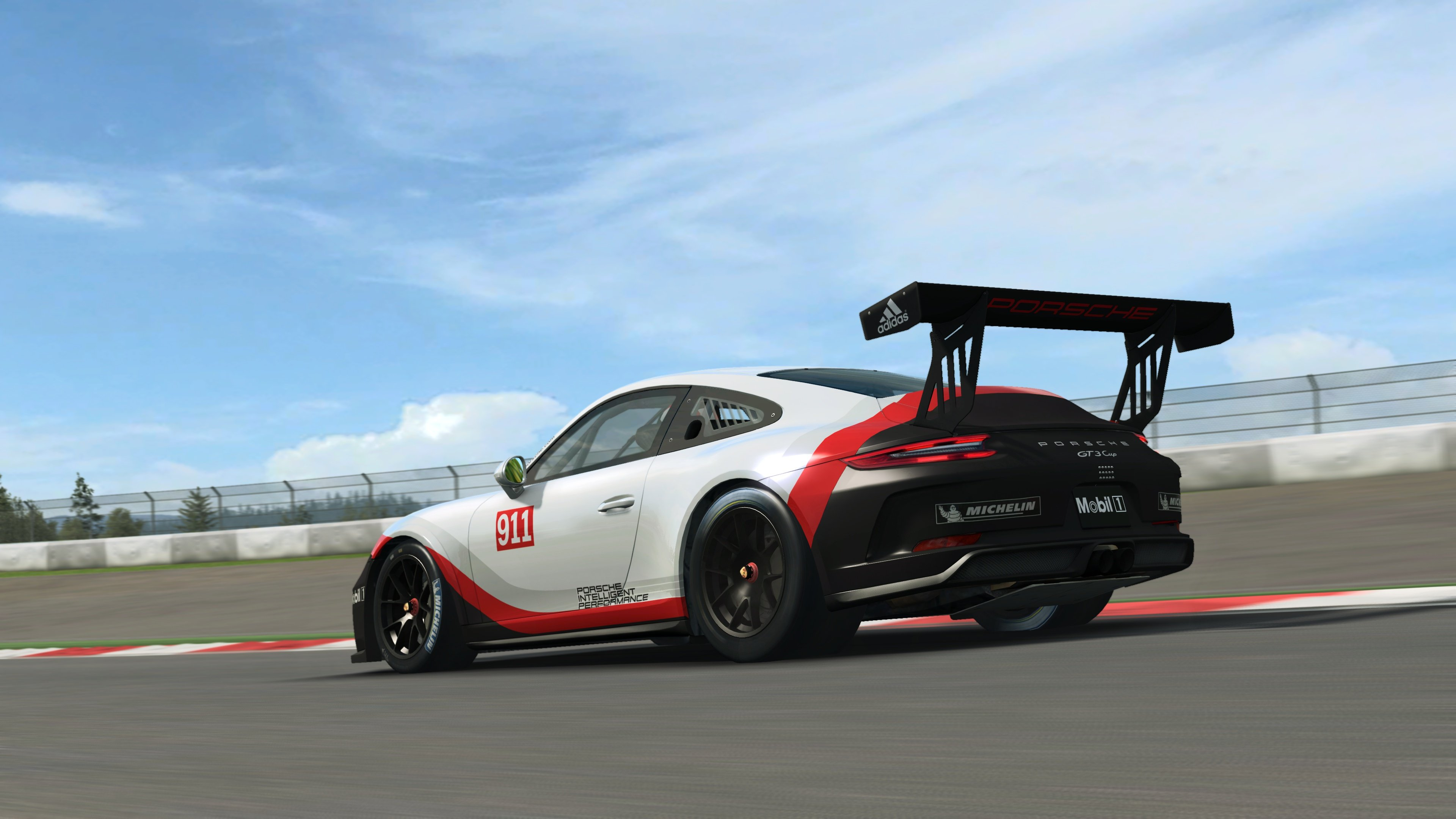 RaceRoom 991.2 Porsche 911 GT3 Cup 27