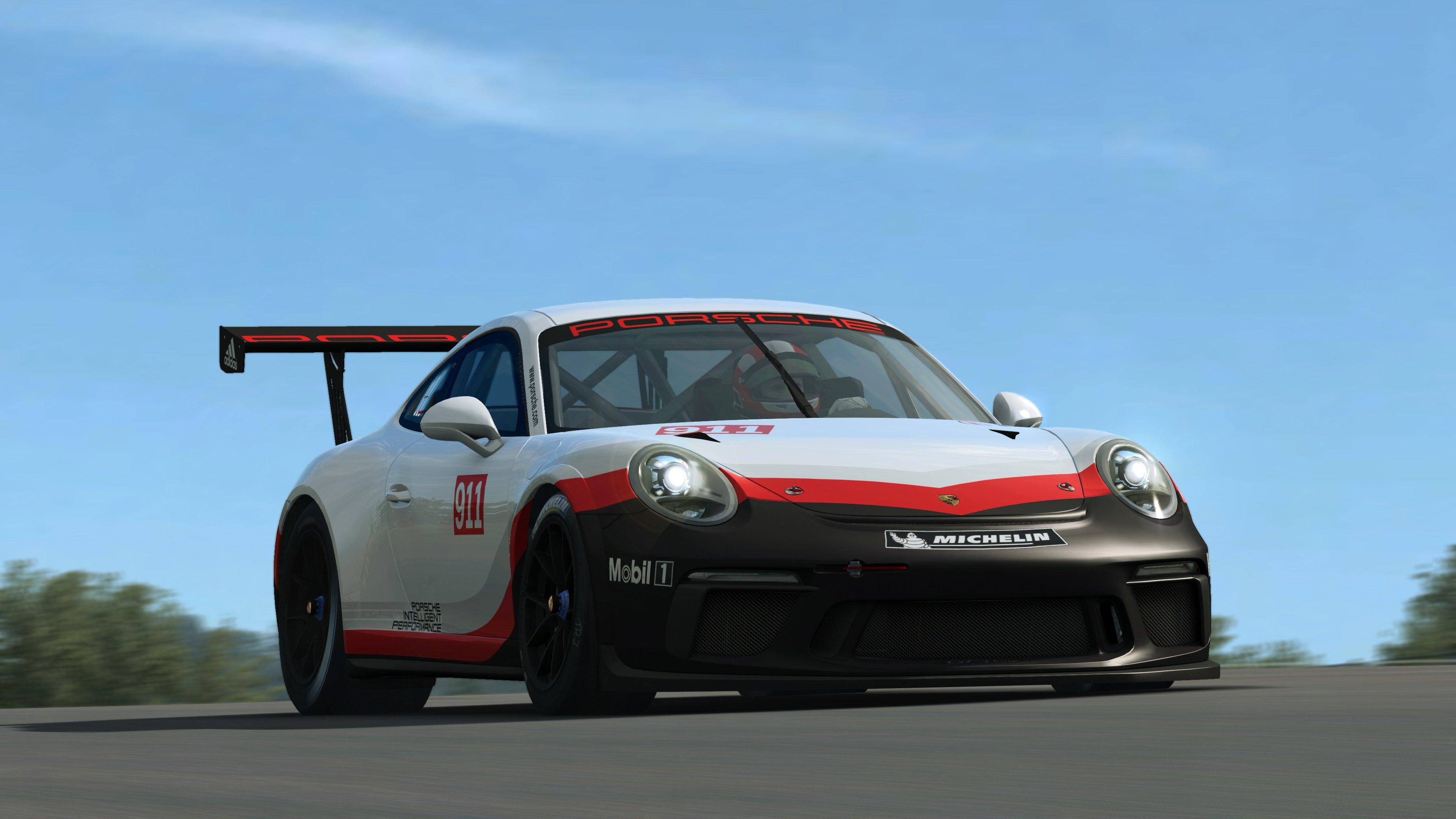 RaceRoom 991.2 Porsche 911 GT3 Cup 28