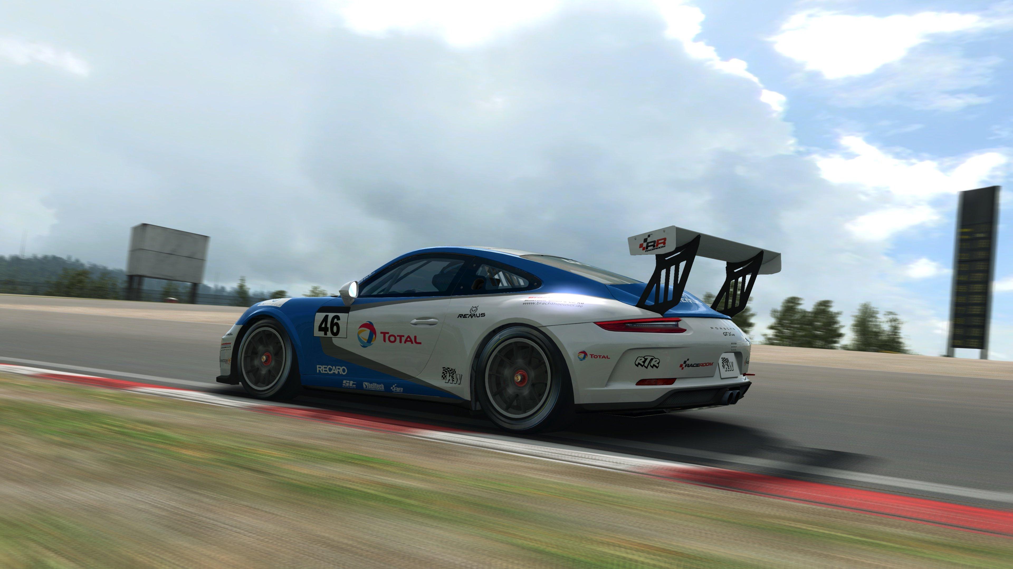 RaceRoom 991.2 Porsche 911 GT3 Cup 29