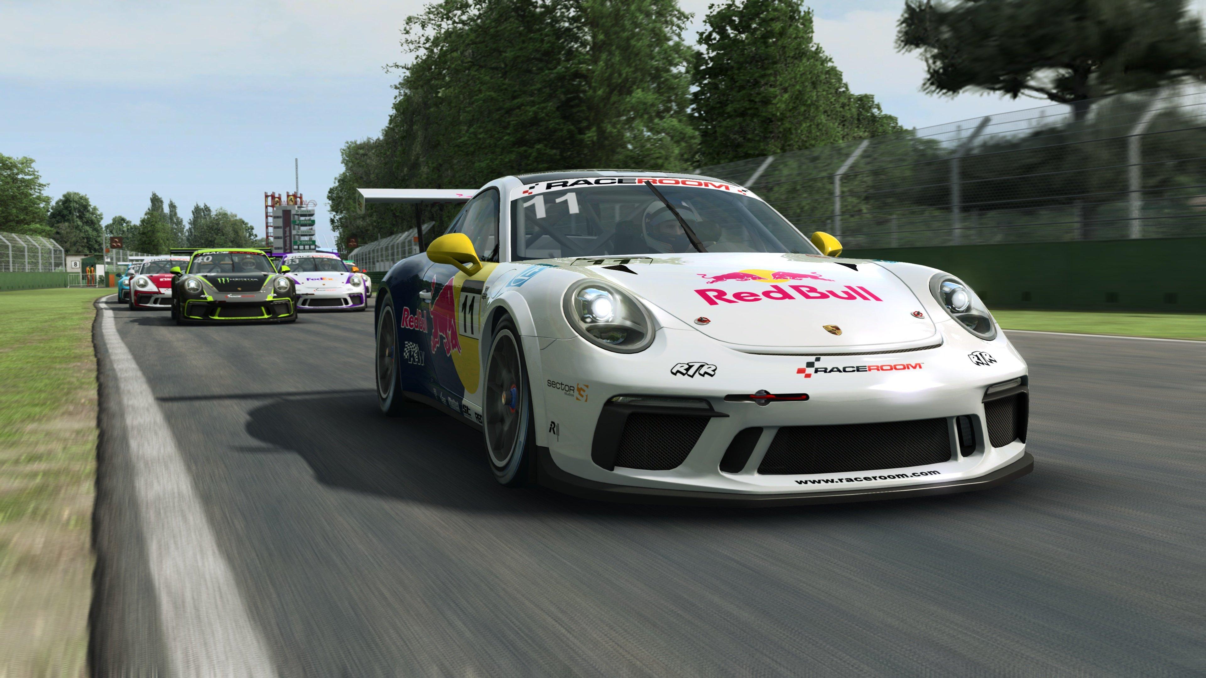 RaceRoom 991.2 Porsche 911 GT3 Cup 3