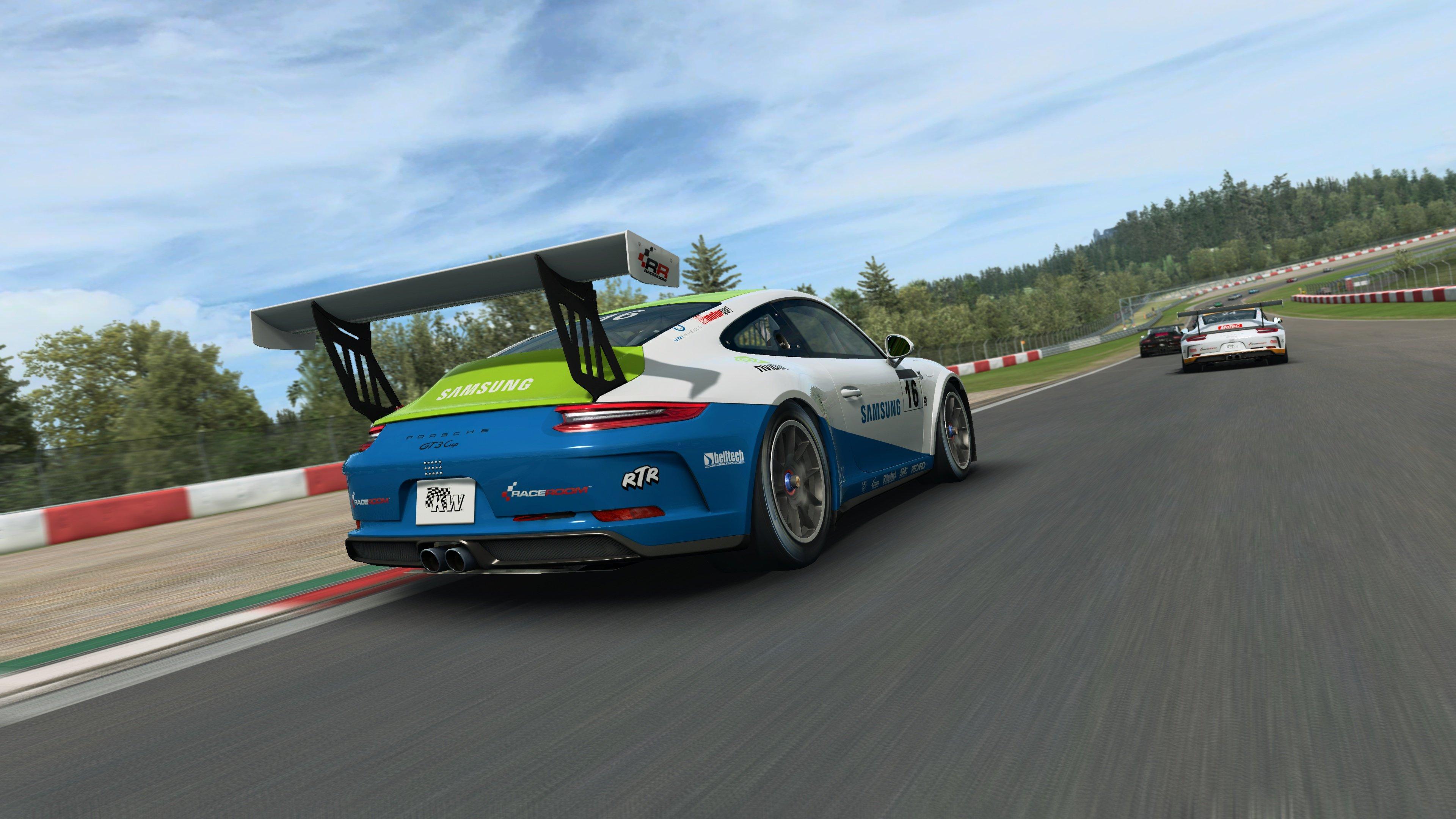 RaceRoom 991.2 Porsche 911 GT3 Cup 31