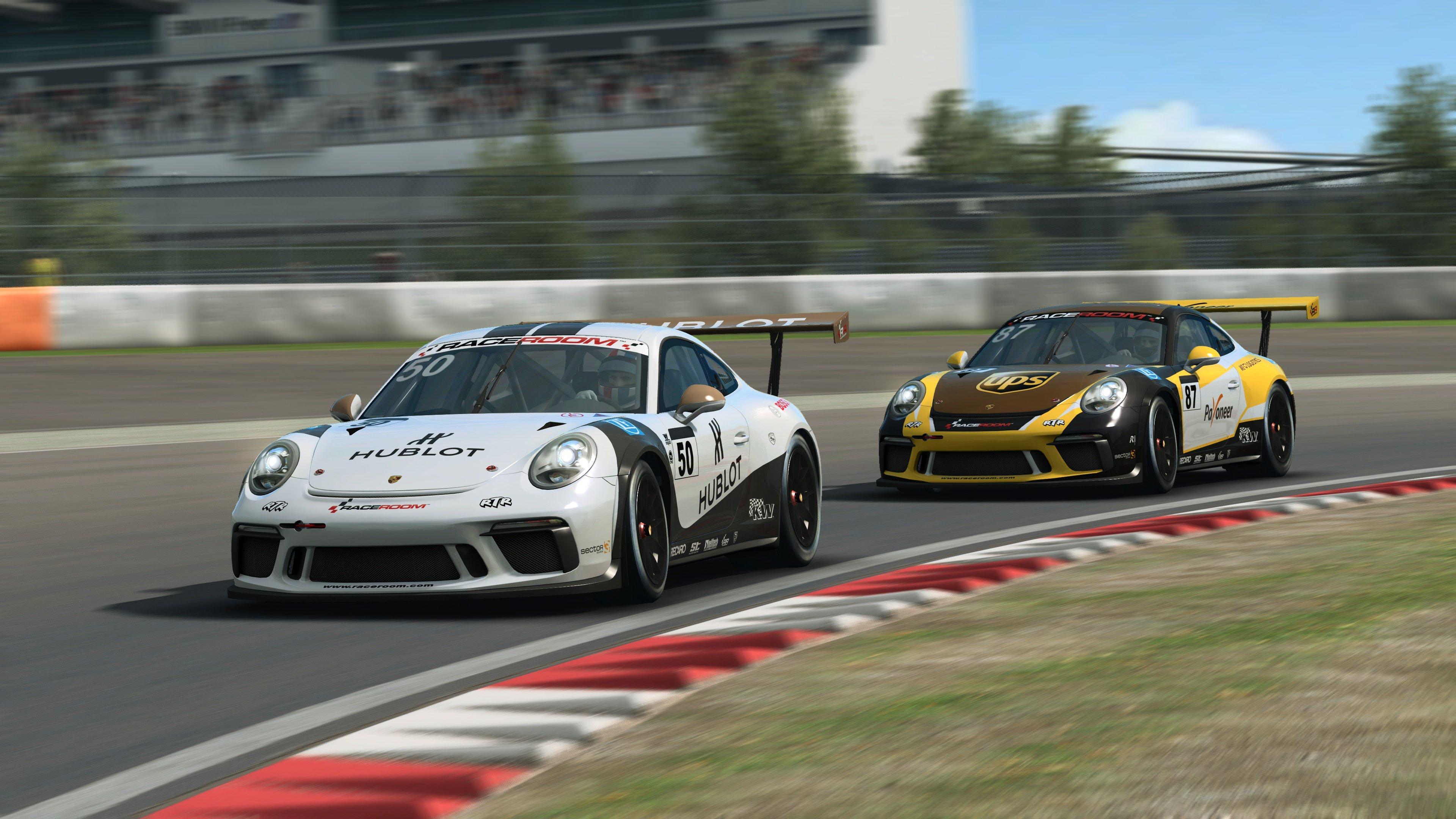 RaceRoom 991.2 Porsche 911 GT3 Cup 33