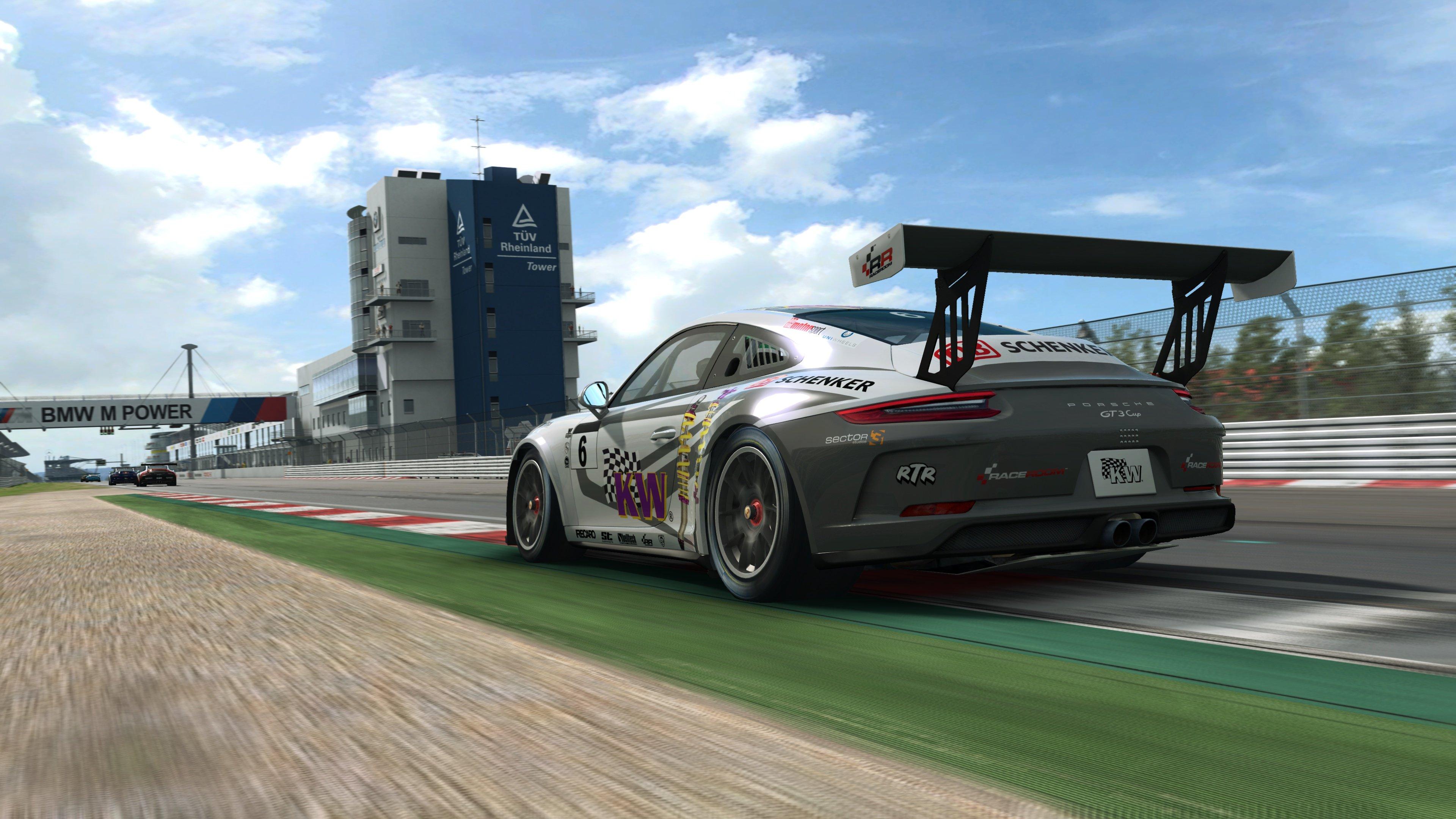 RaceRoom 991.2 Porsche 911 GT3 Cup 34