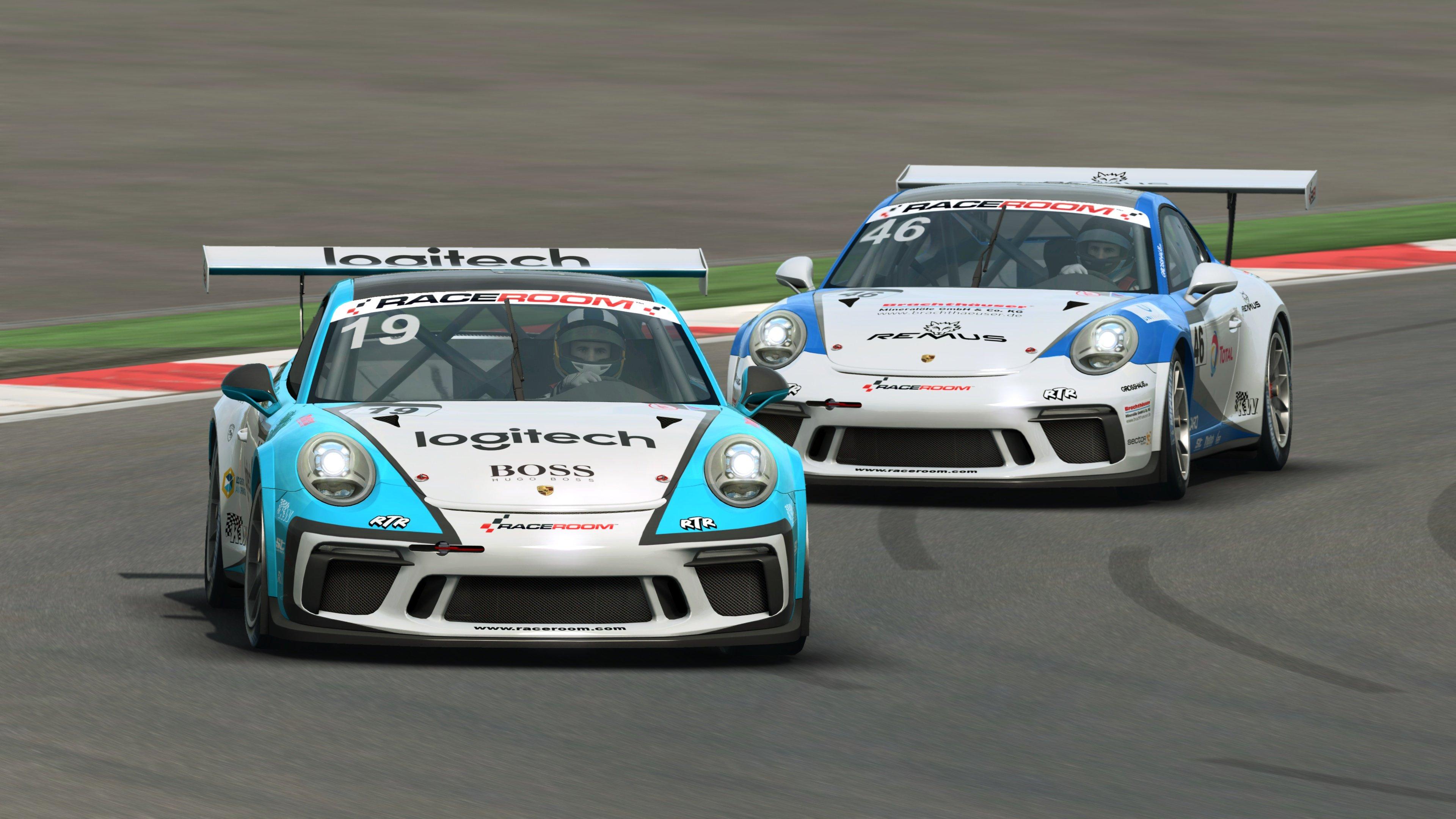 RaceRoom 991.2 Porsche 911 GT3 Cup 35