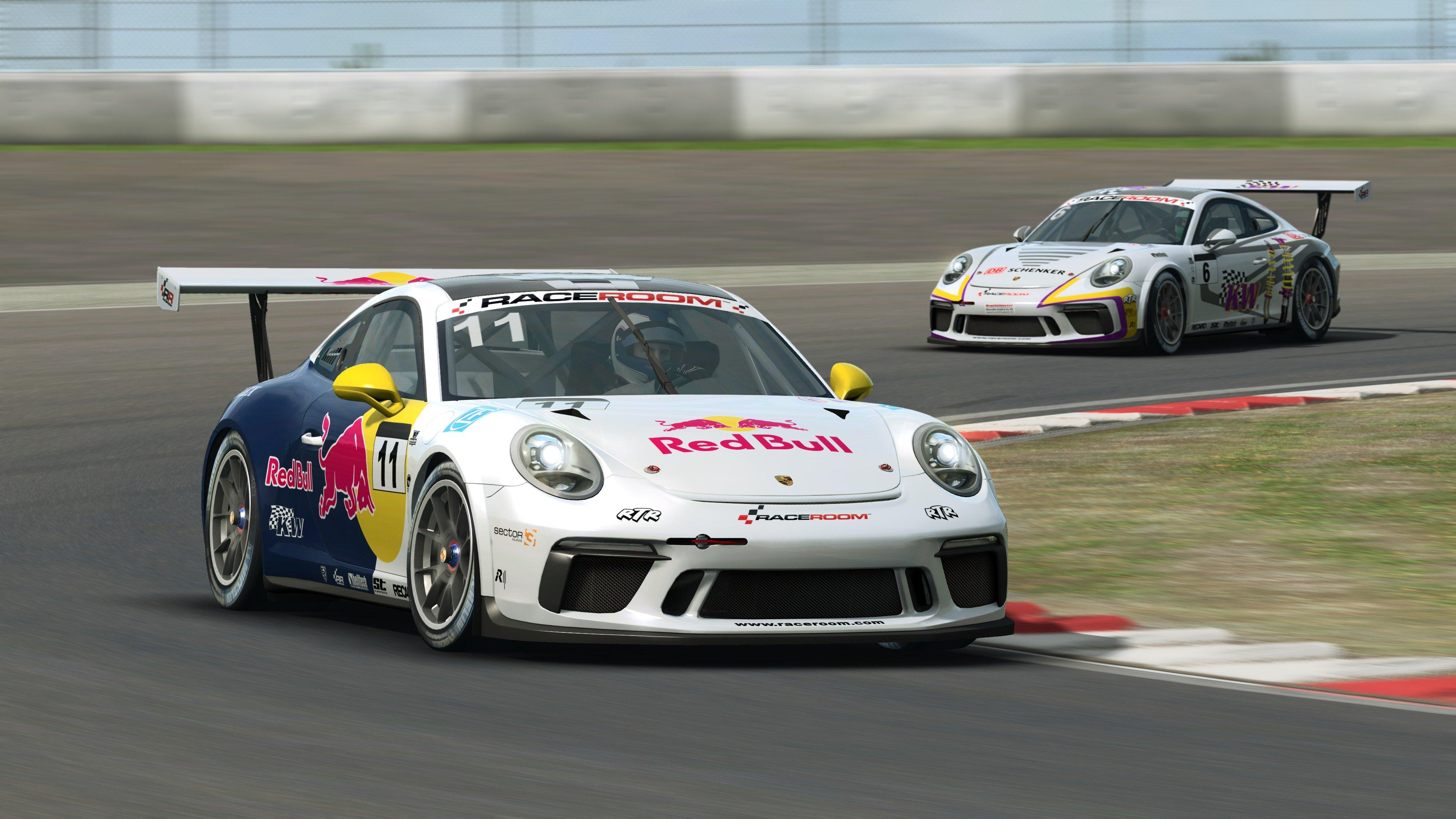 RaceRoom 991.2 Porsche 911 GT3 Cup 36