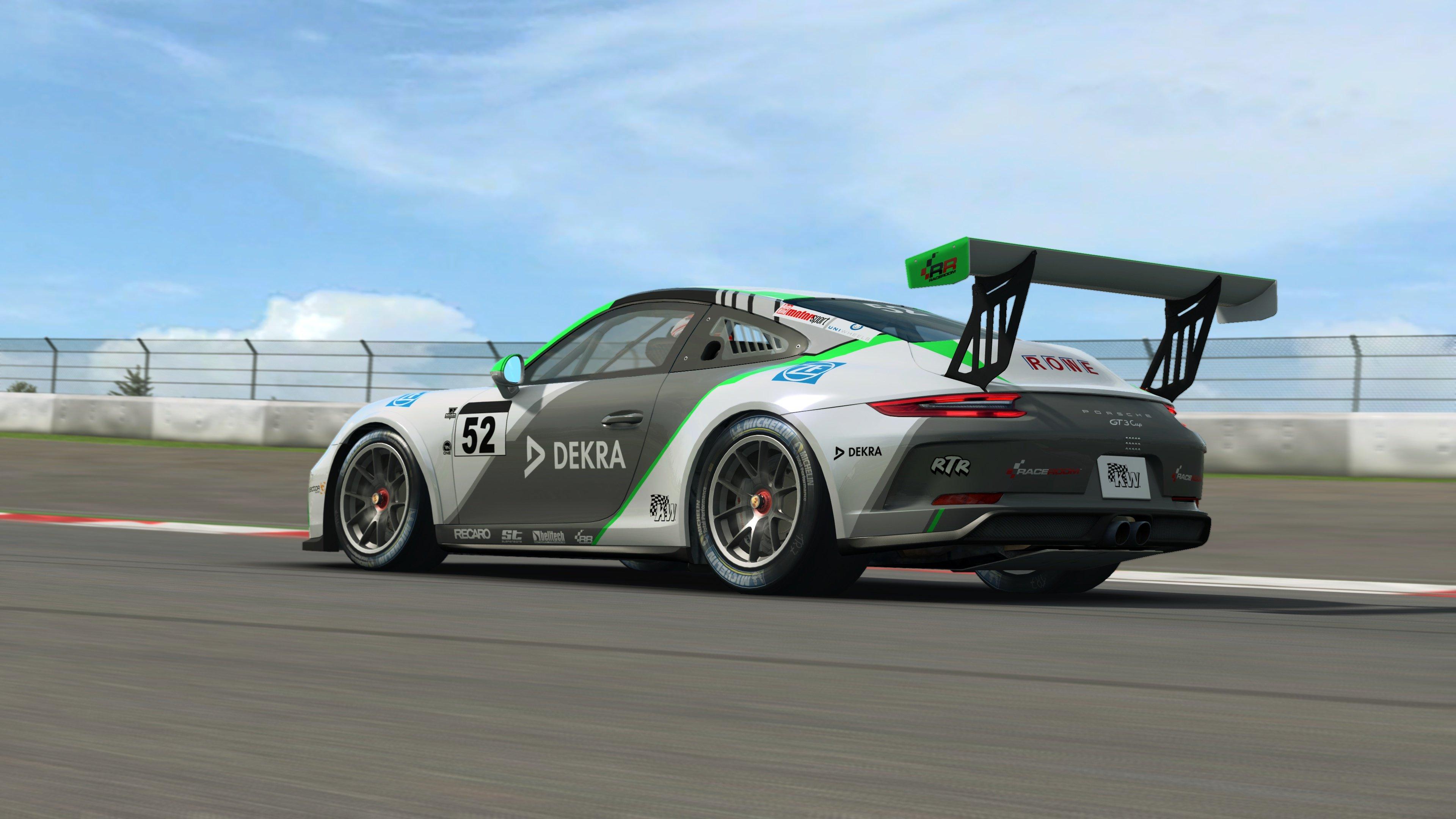 RaceRoom 991.2 Porsche 911 GT3 Cup 37