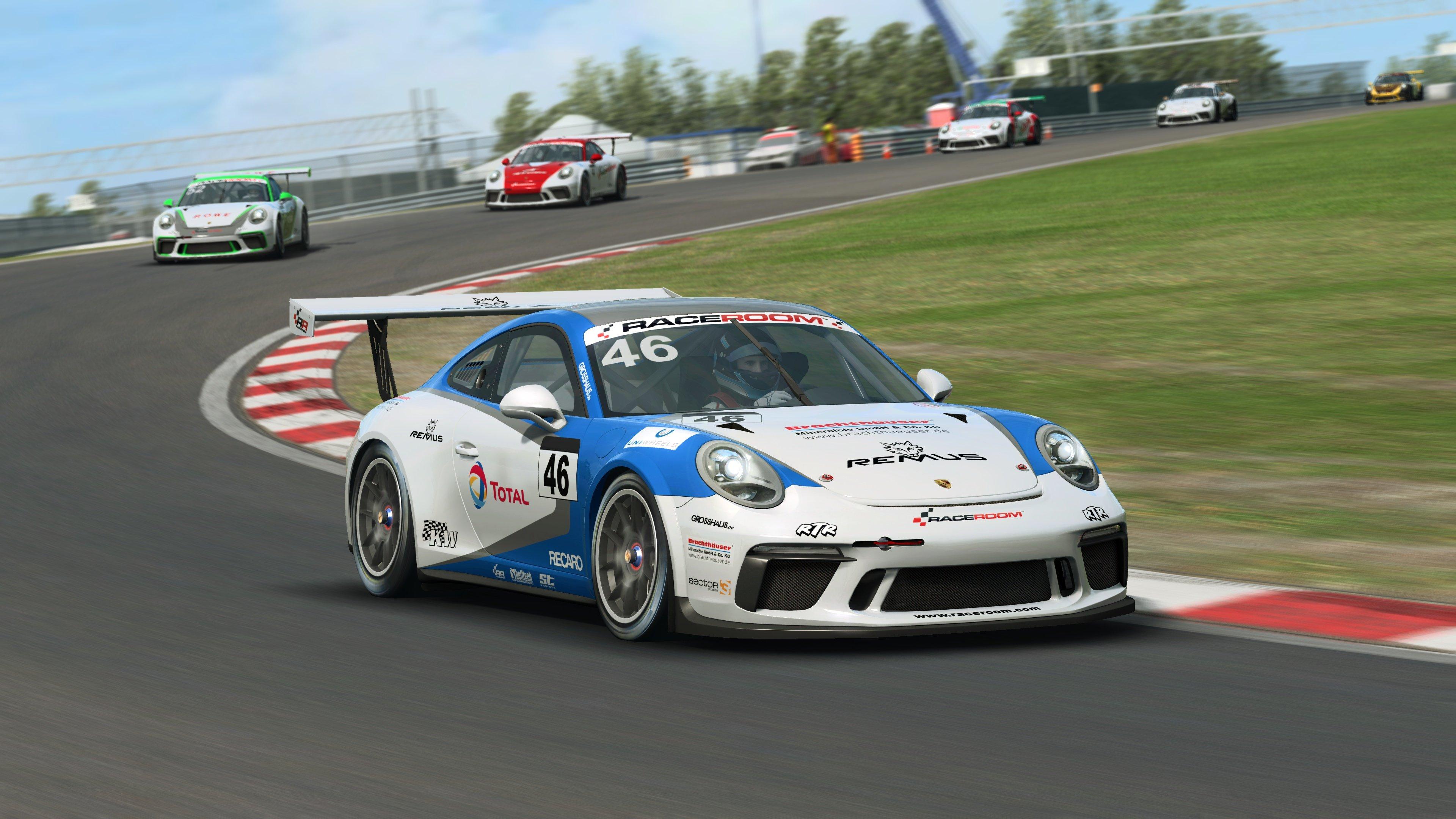 RaceRoom 991.2 Porsche 911 GT3 Cup 38
