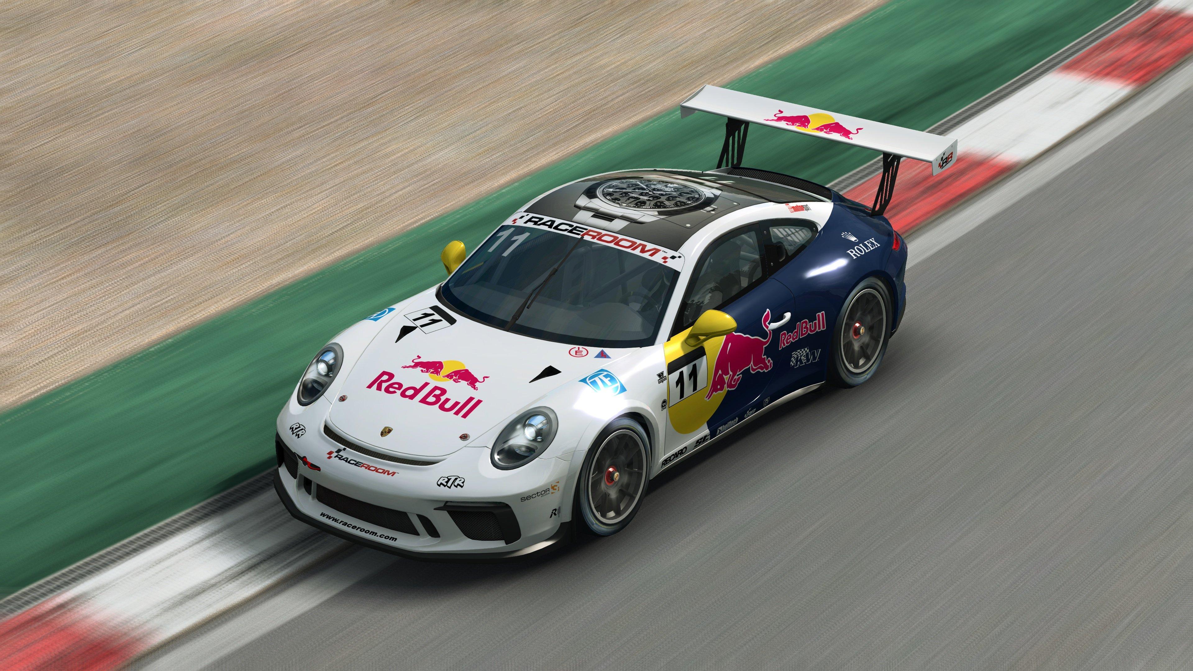 RaceRoom 991.2 Porsche 911 GT3 Cup 39