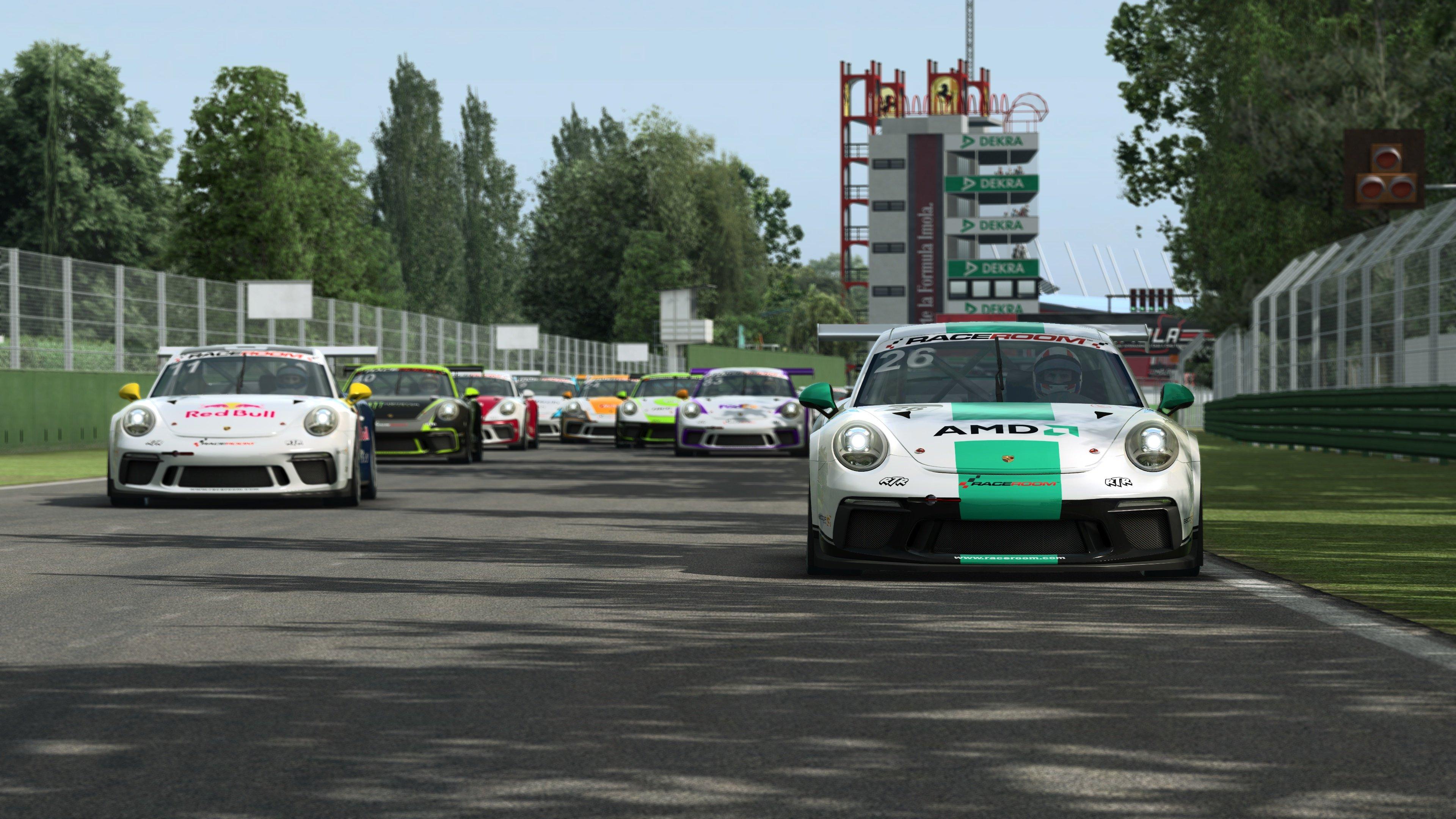 RaceRoom 991.2 Porsche 911 GT3 Cup 41