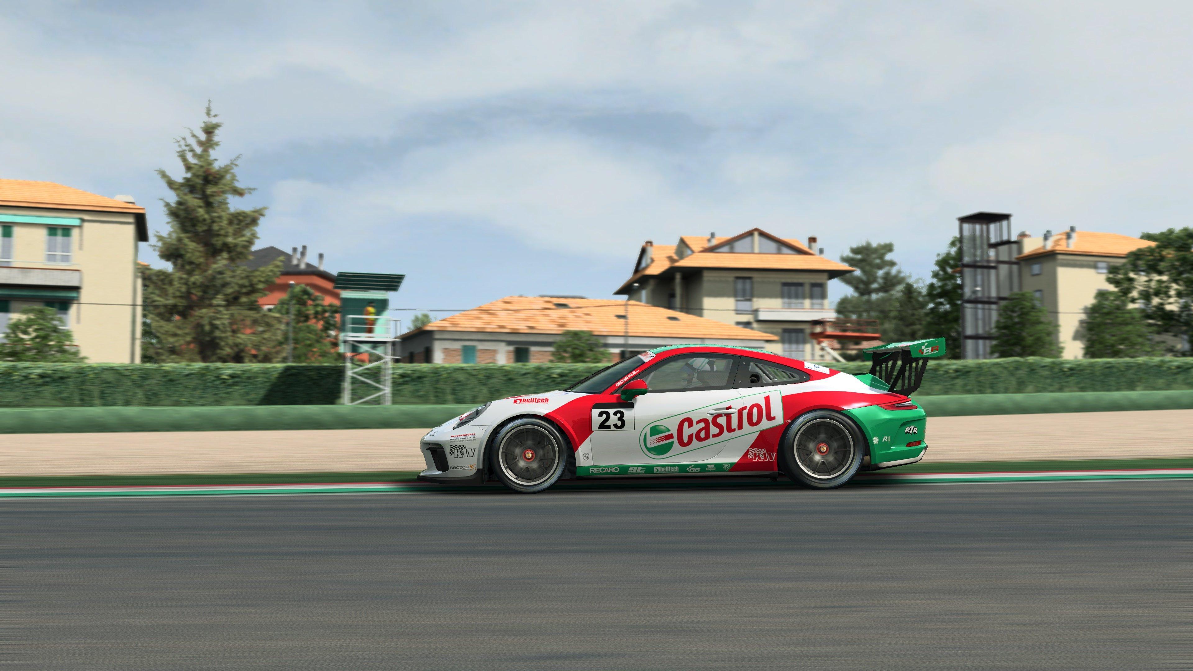 RaceRoom 991.2 Porsche 911 GT3 Cup 43