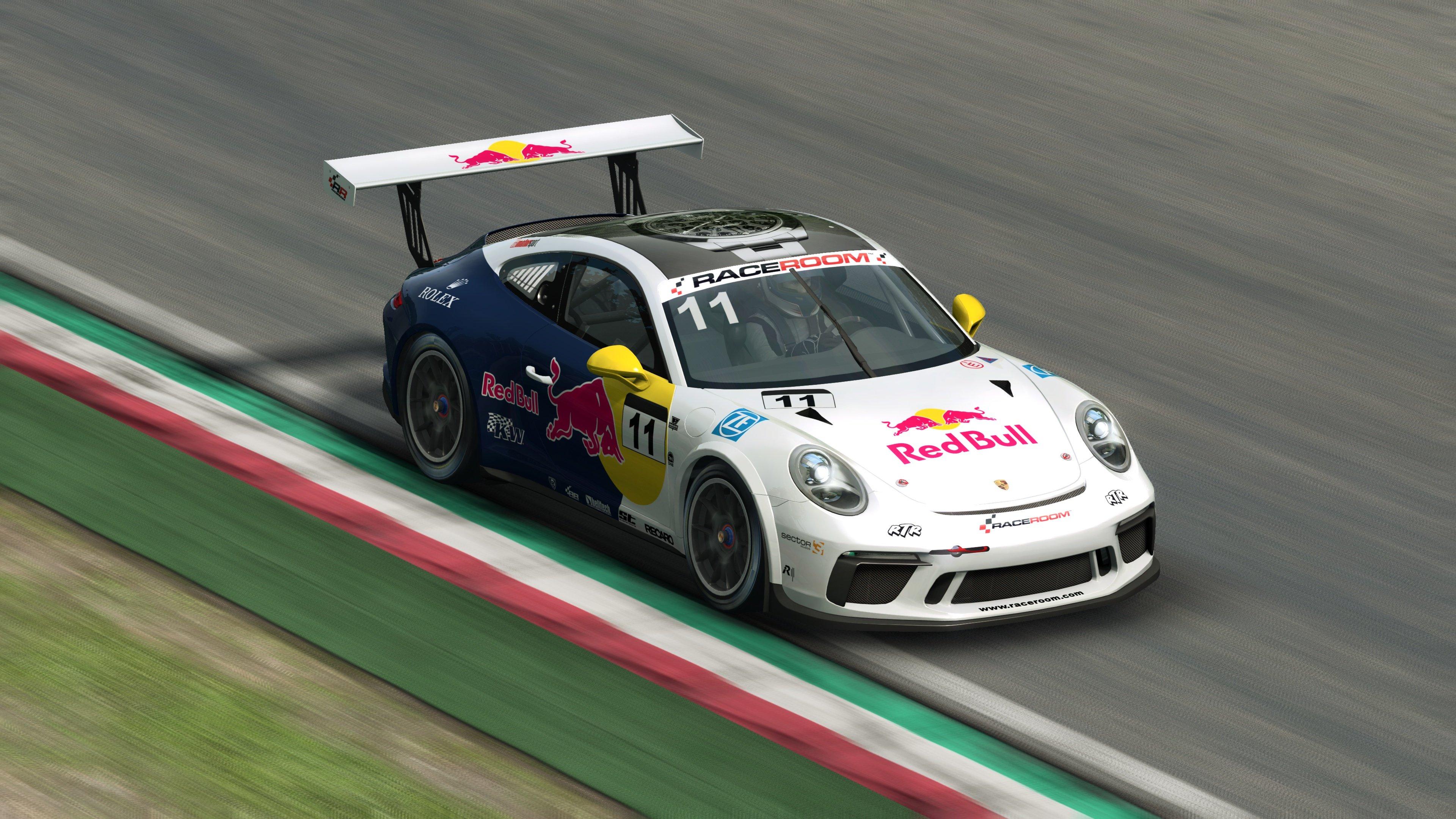RaceRoom 991.2 Porsche 911 GT3 Cup 44