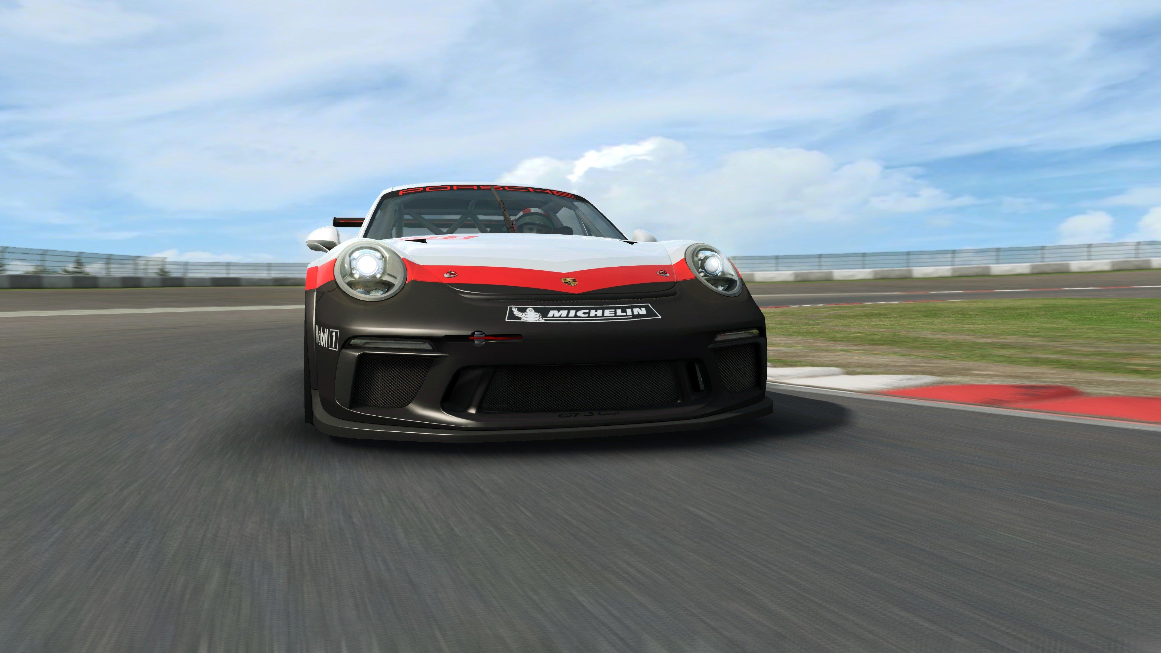 RaceRoom 991.2 Porsche 911 GT3 Cup 45