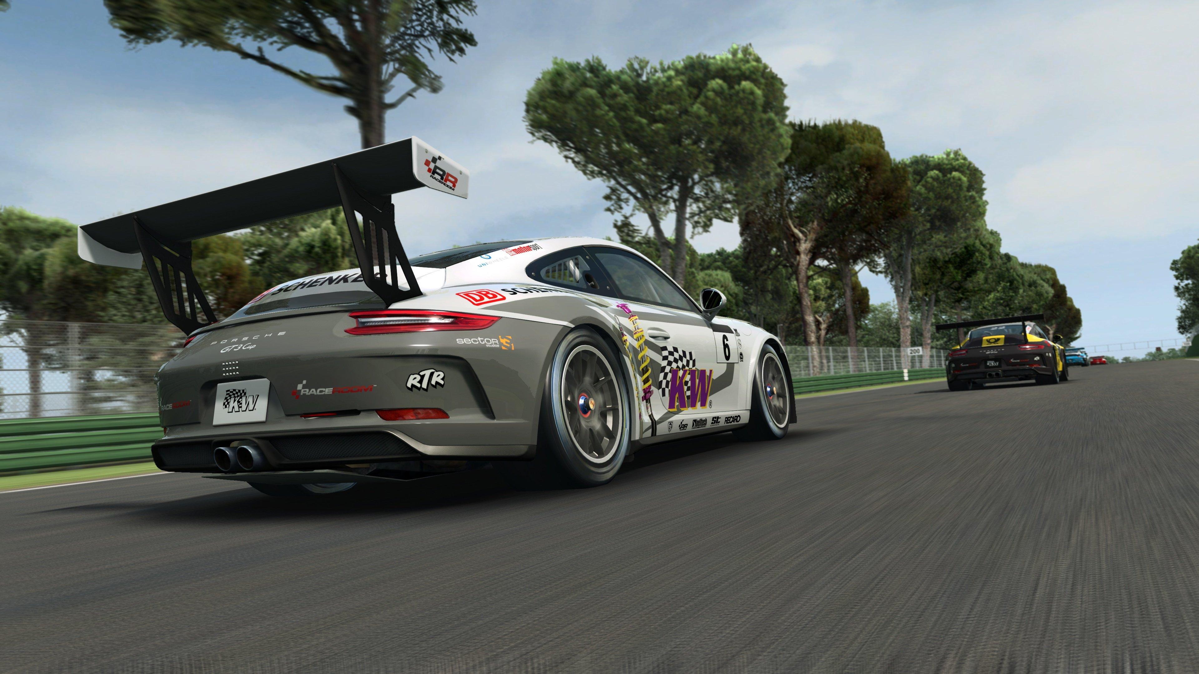 RaceRoom 991.2 Porsche 911 GT3 Cup 6
