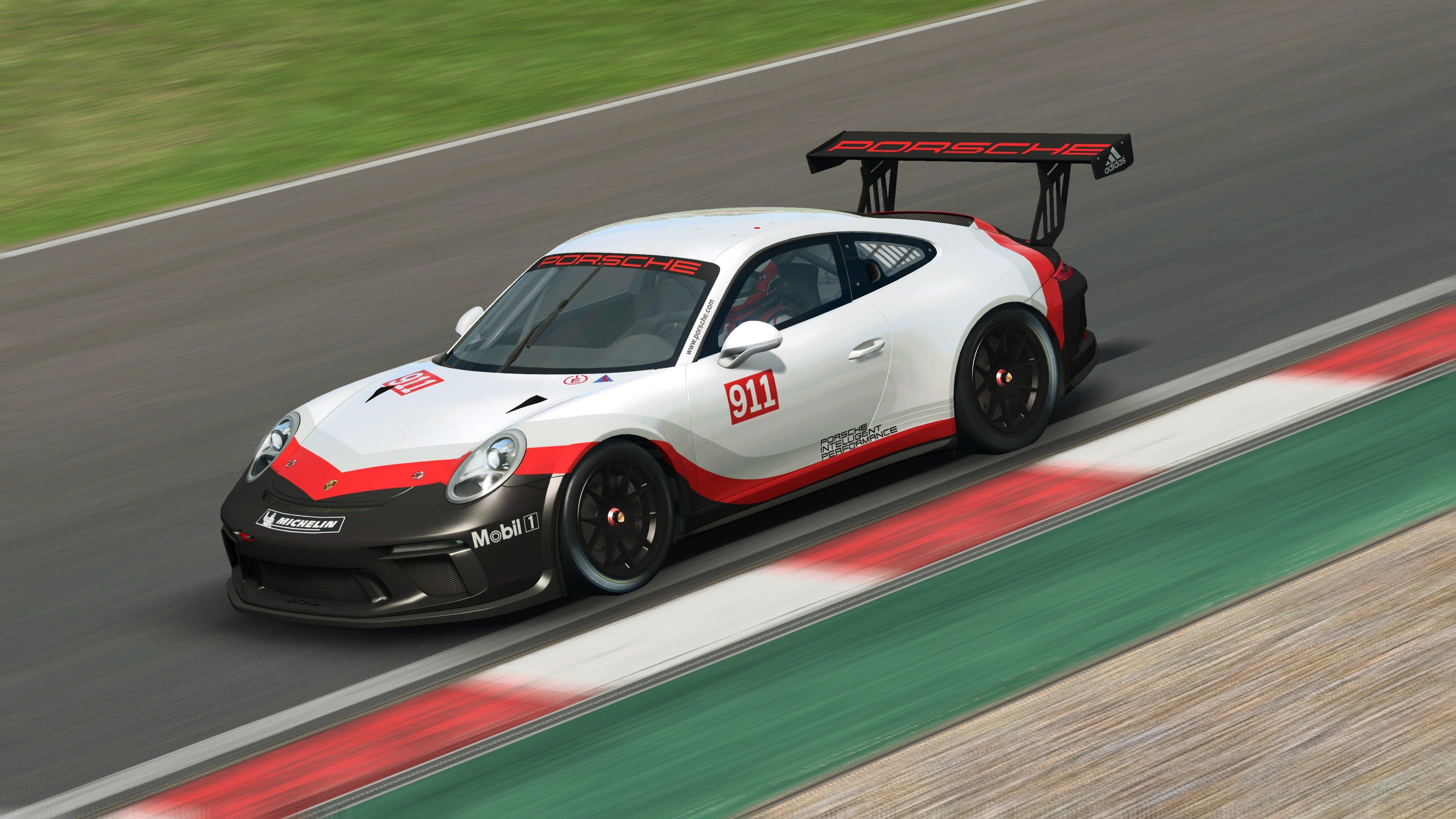 RaceRoom 991.2 Porsche 911 GT3 Cup 7