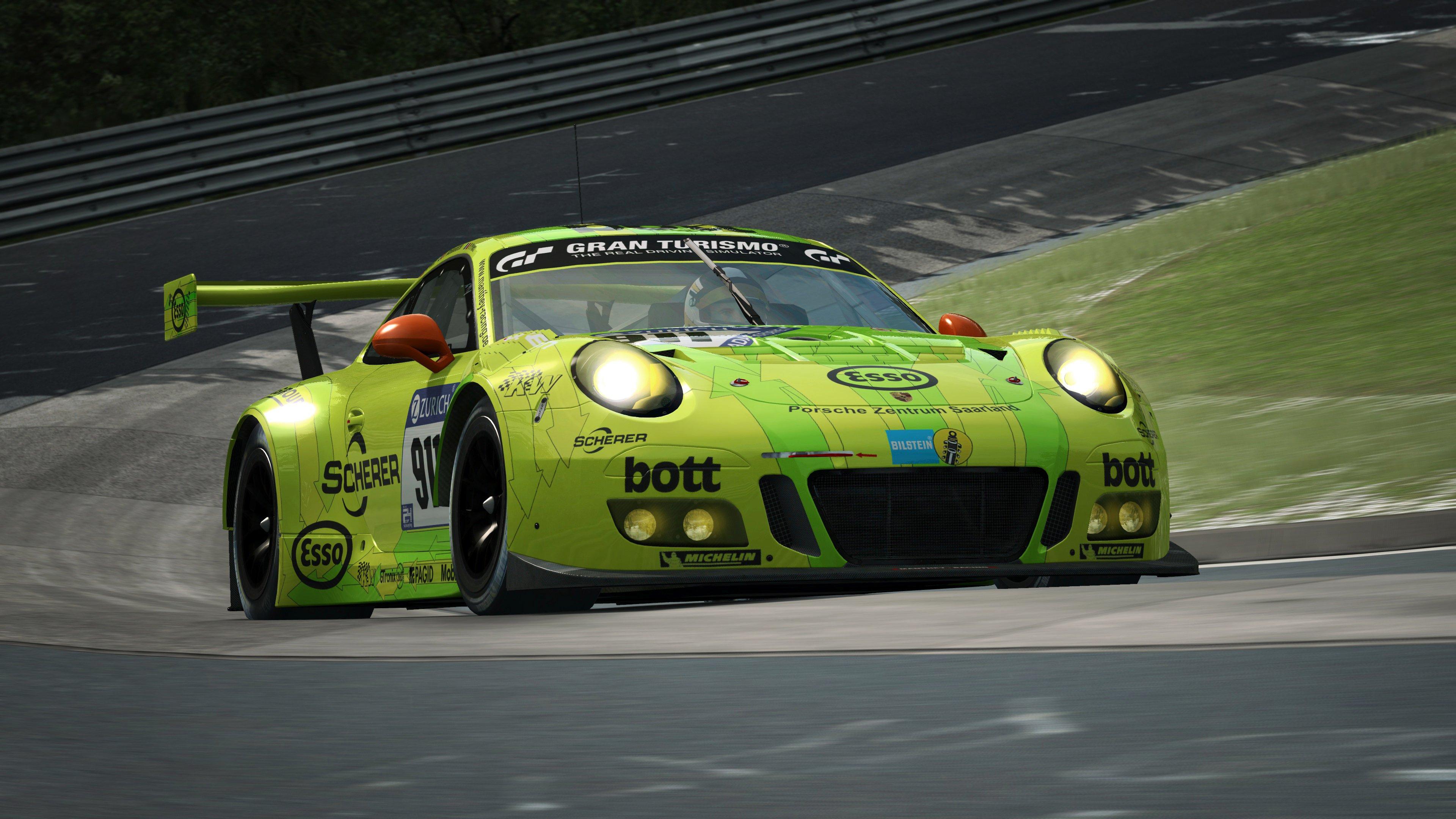 RaceRoom Porsche 911 GT3 R 11