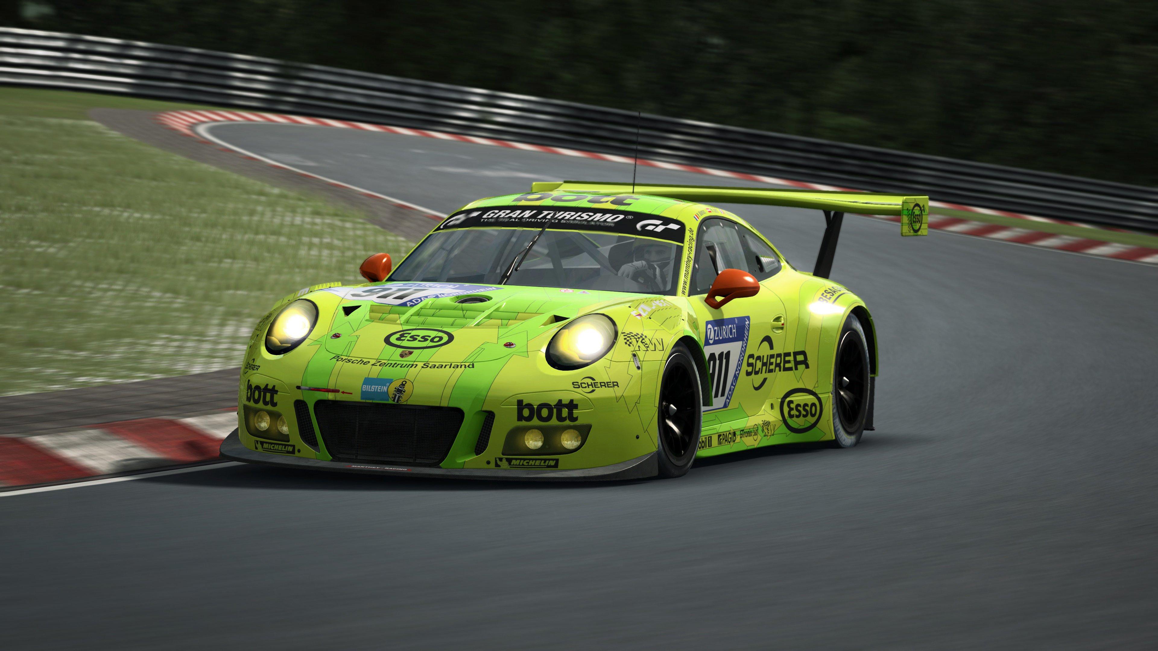 RaceRoom Porsche 911 GT3 R 13