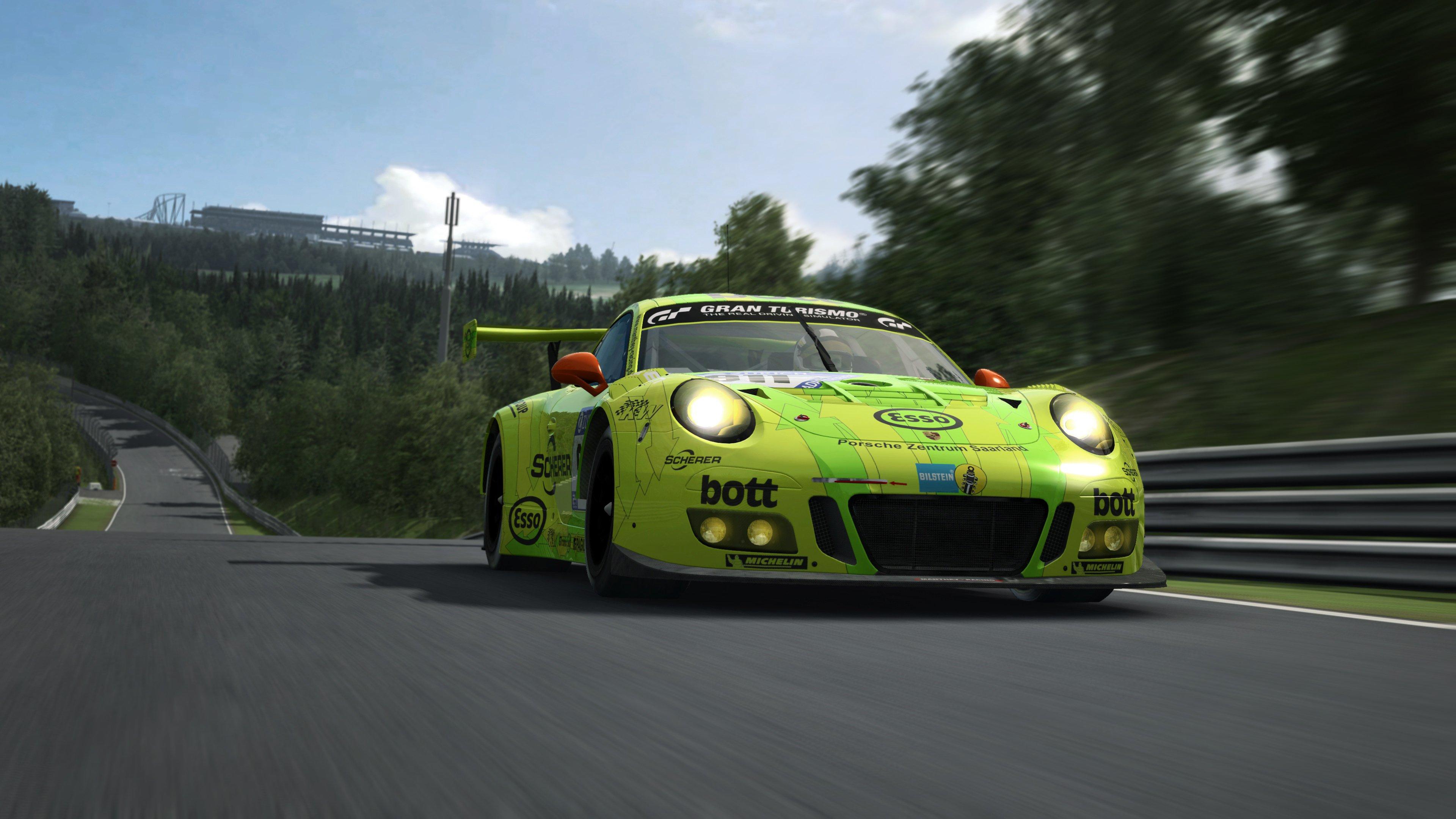 RaceRoom Porsche 911 GT3 R 14