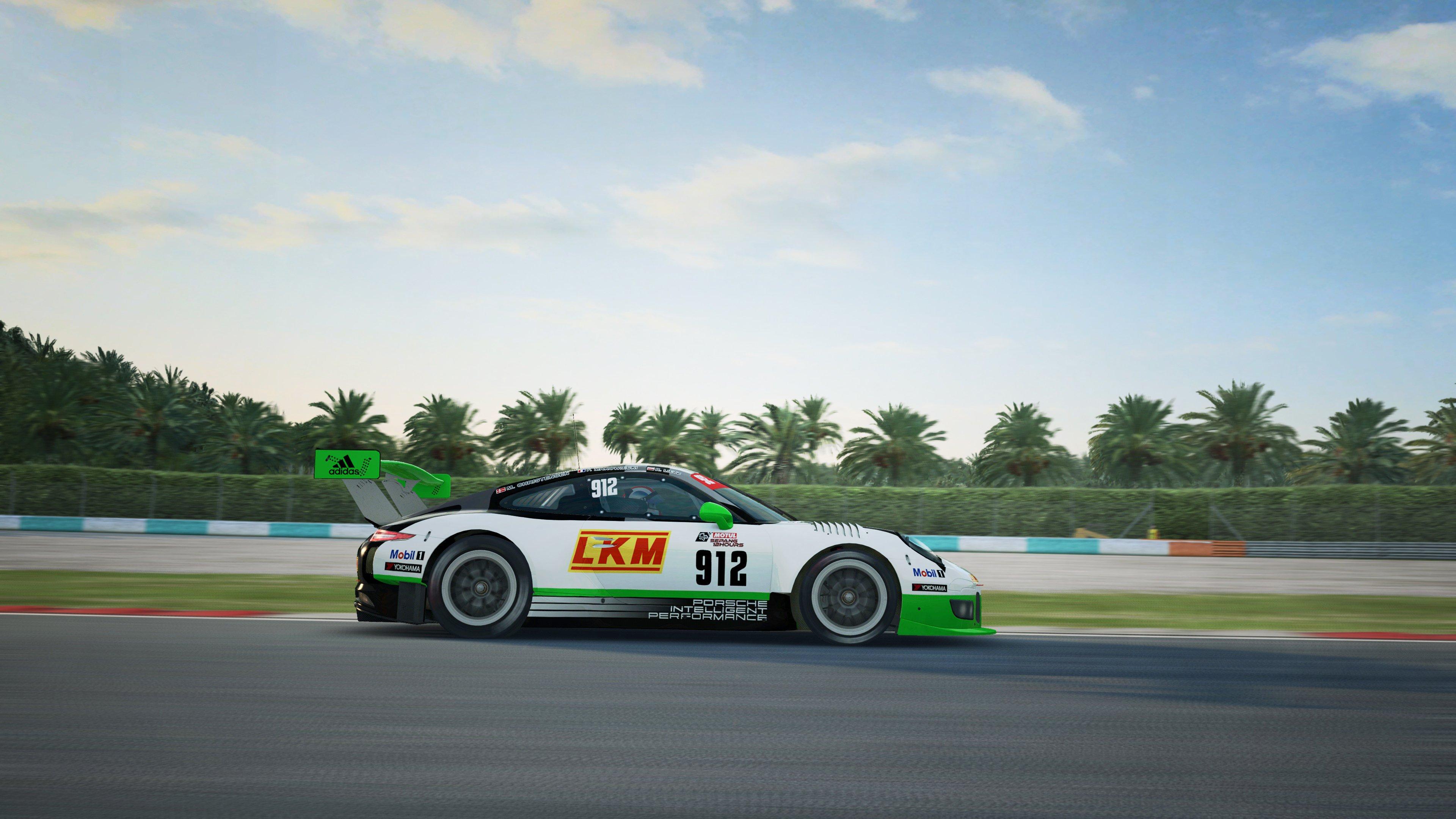 RaceRoom Porsche 911 GT3 R 16