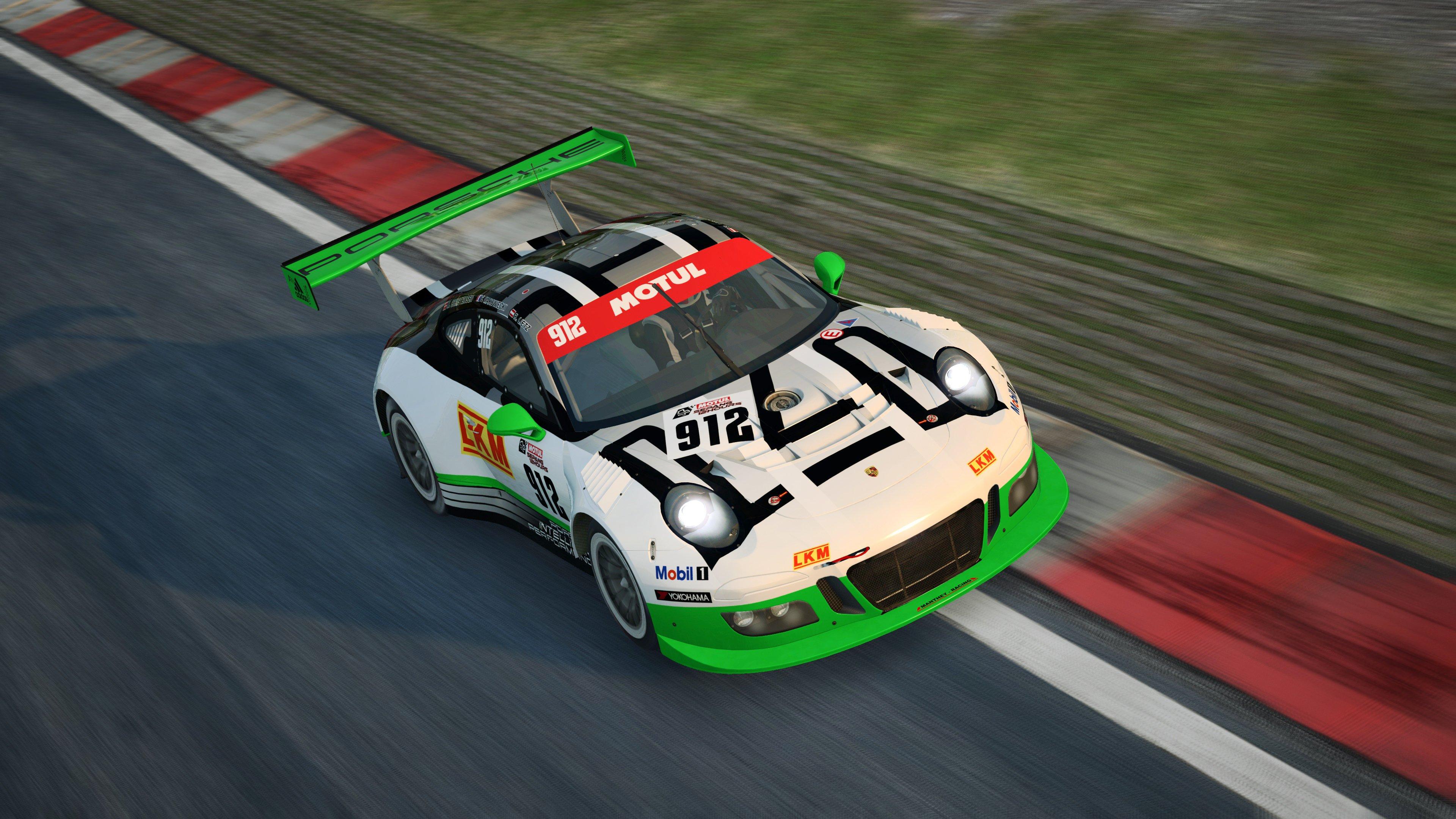 RaceRoom Porsche 911 GT3 R 20