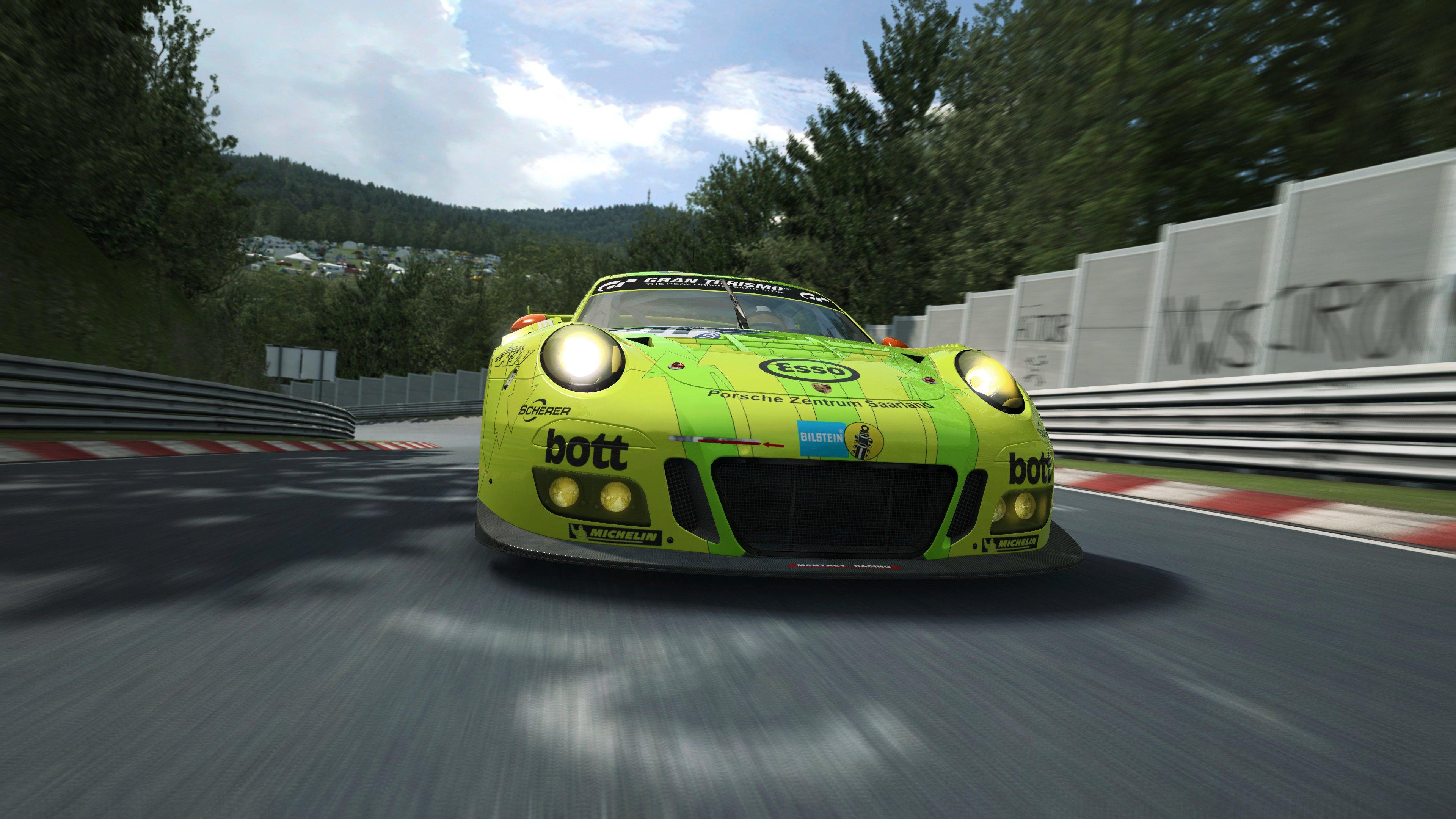 RaceRoom Porsche 911 GT3 R 21