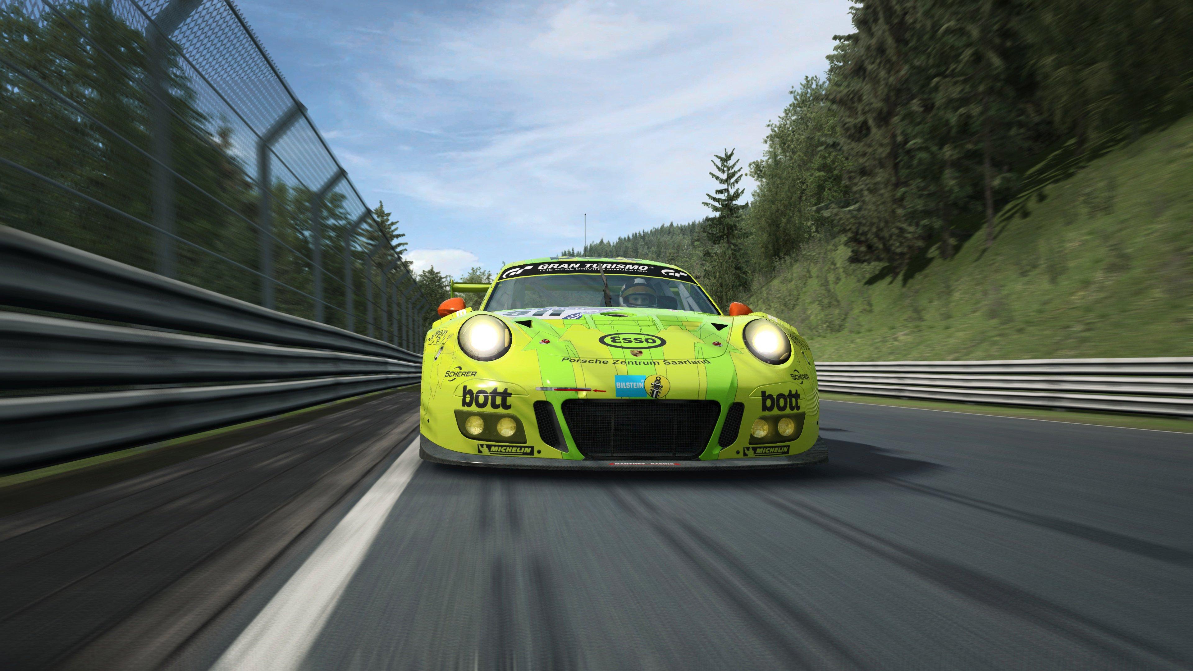 RaceRoom Porsche 911 GT3 R 23