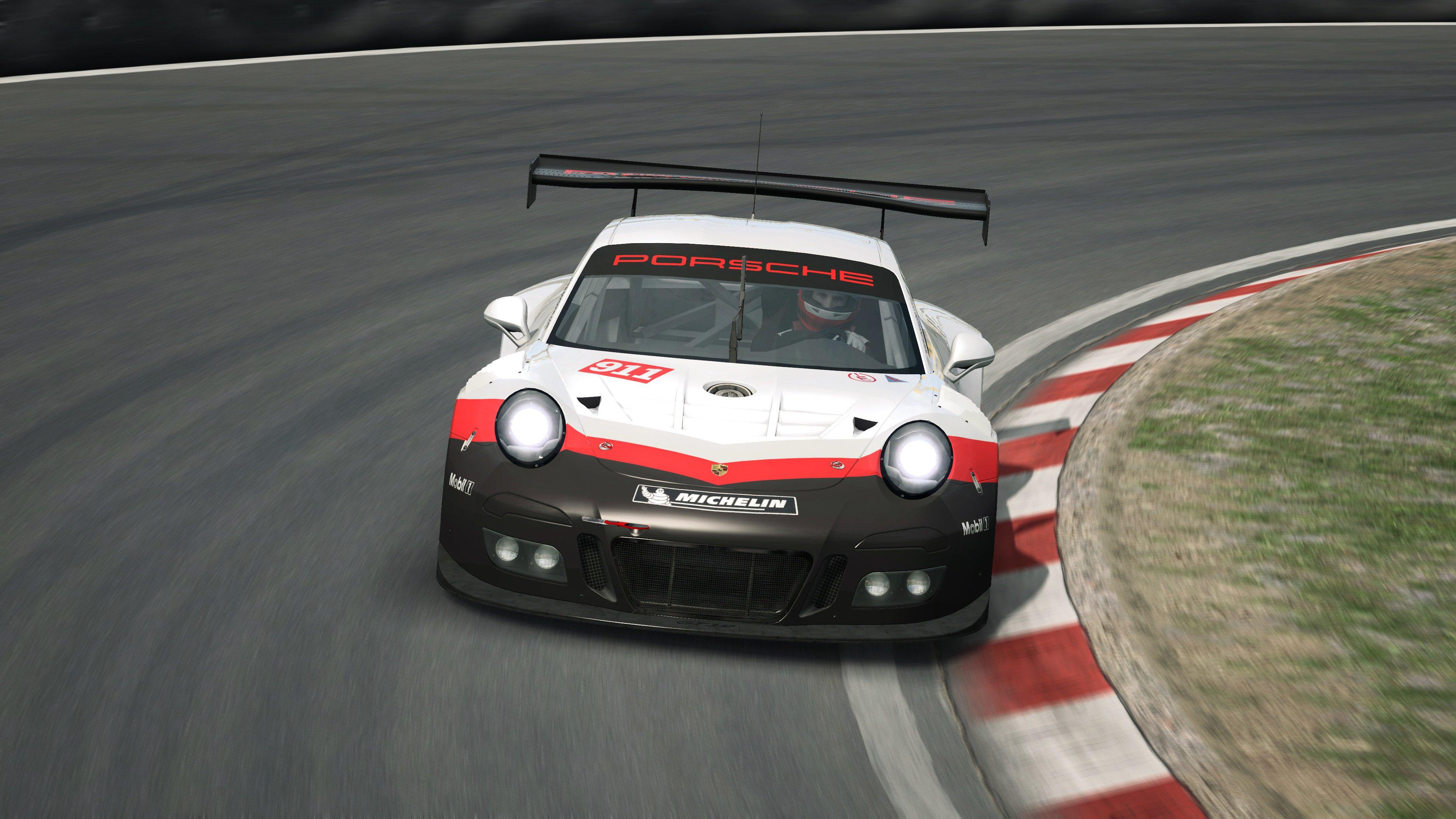 RaceRoom Porsche 911 GT3 R 26