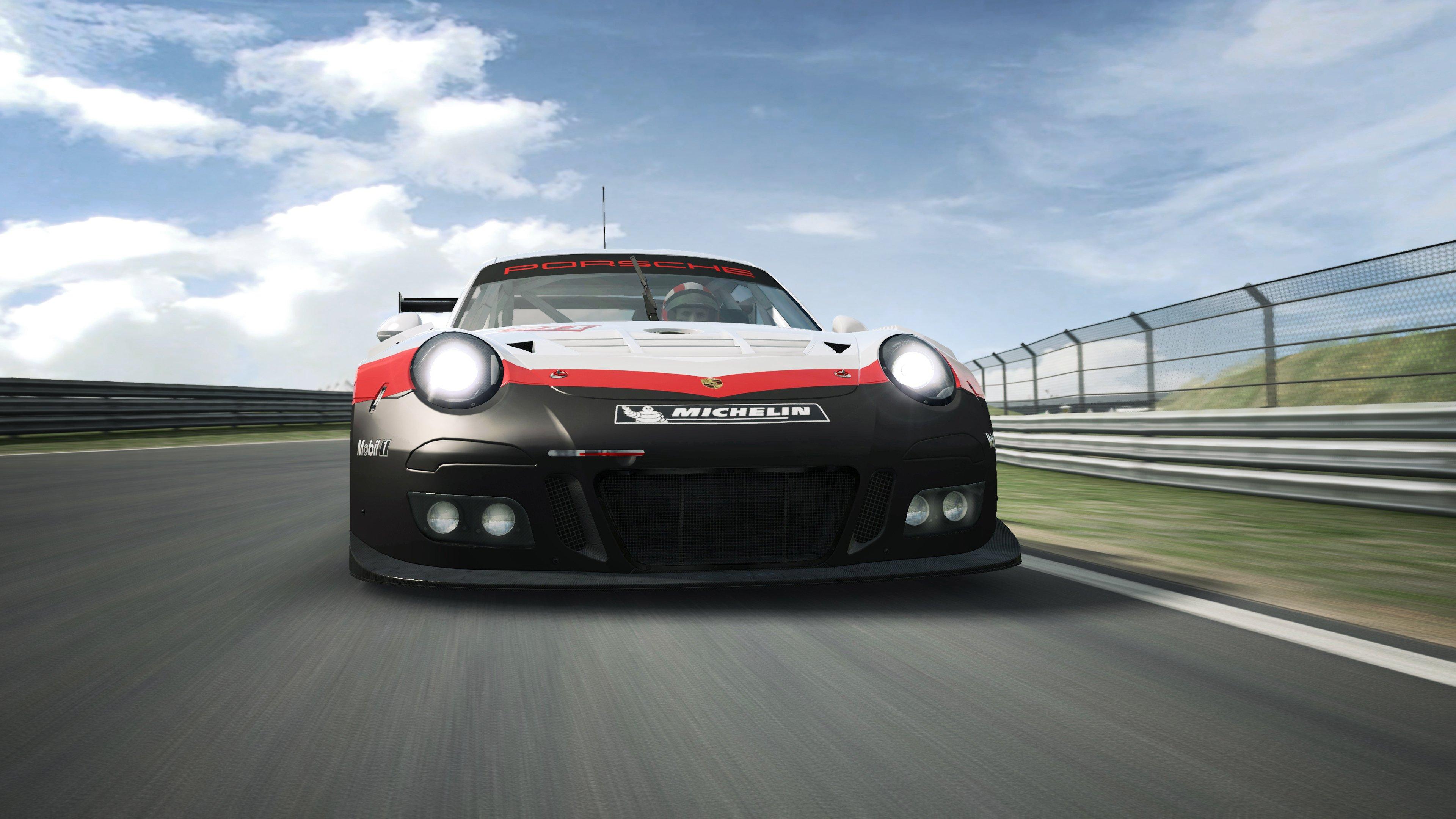 RaceRoom Porsche 911 GT3 R 29