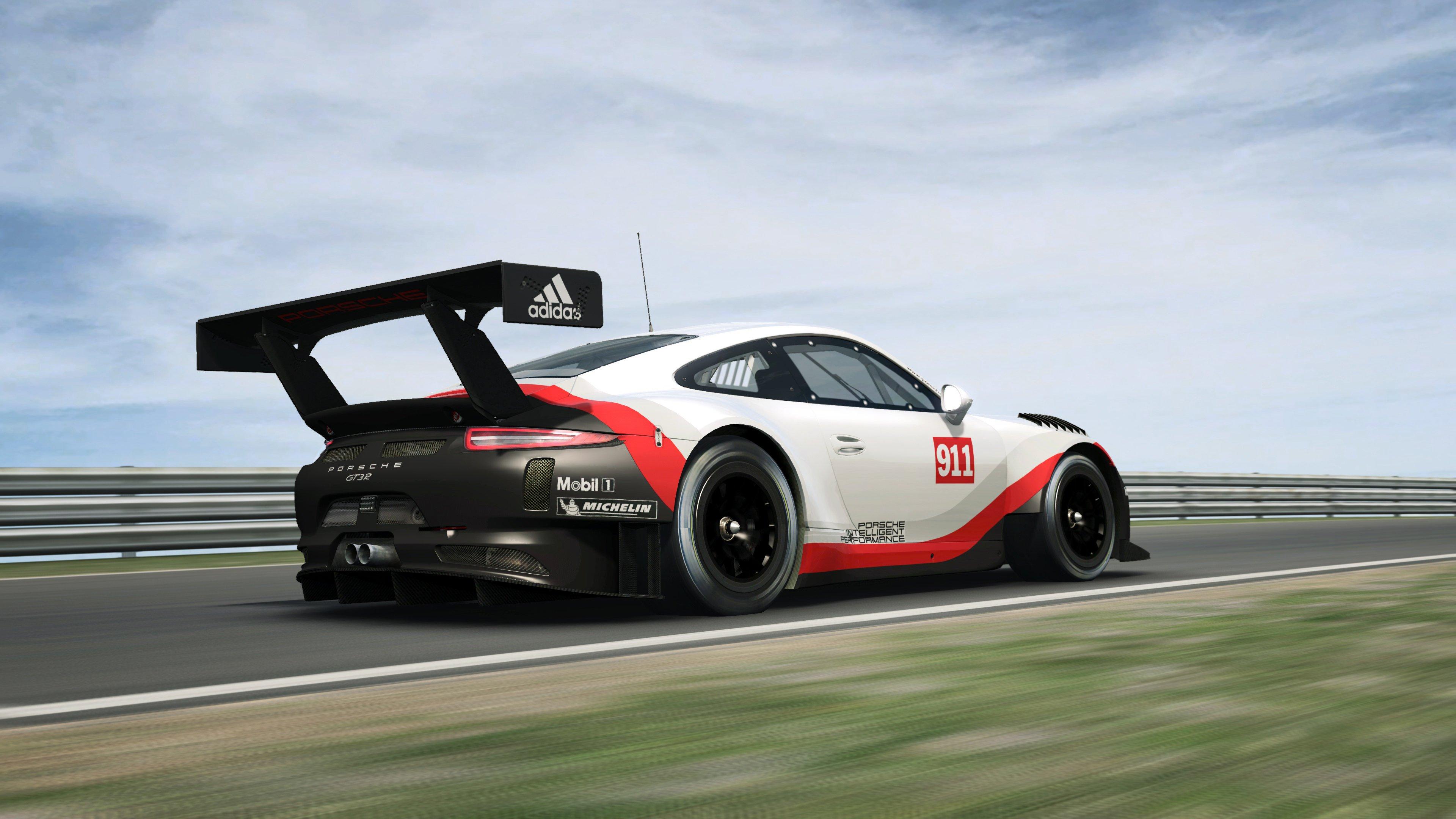 RaceRoom Porsche 911 GT3 R 30