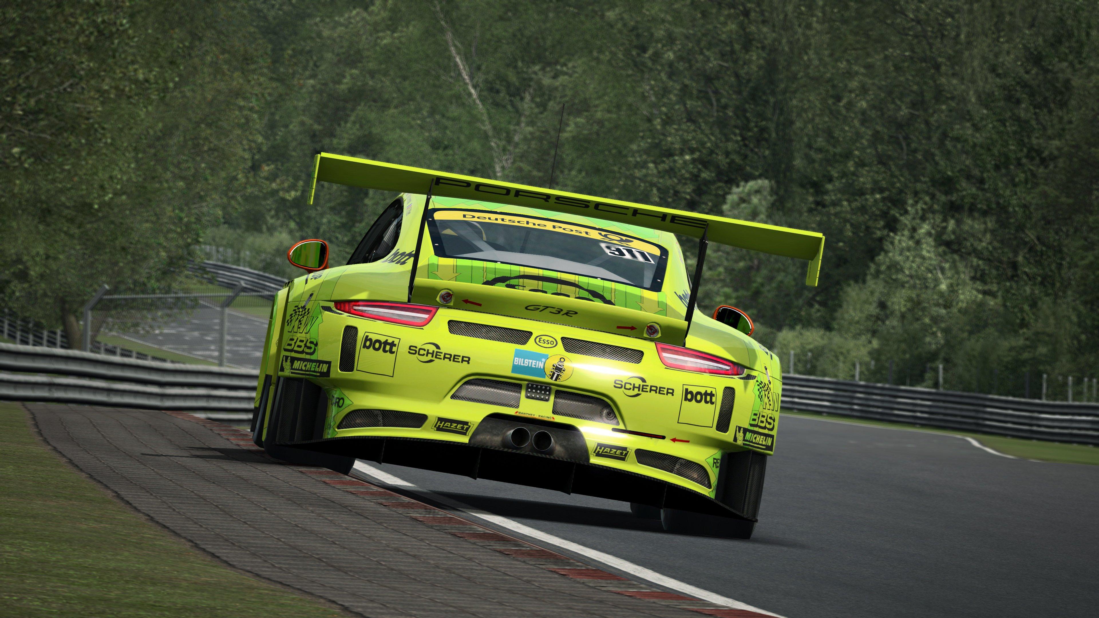 RaceRoom Porsche 911 GT3 R 31