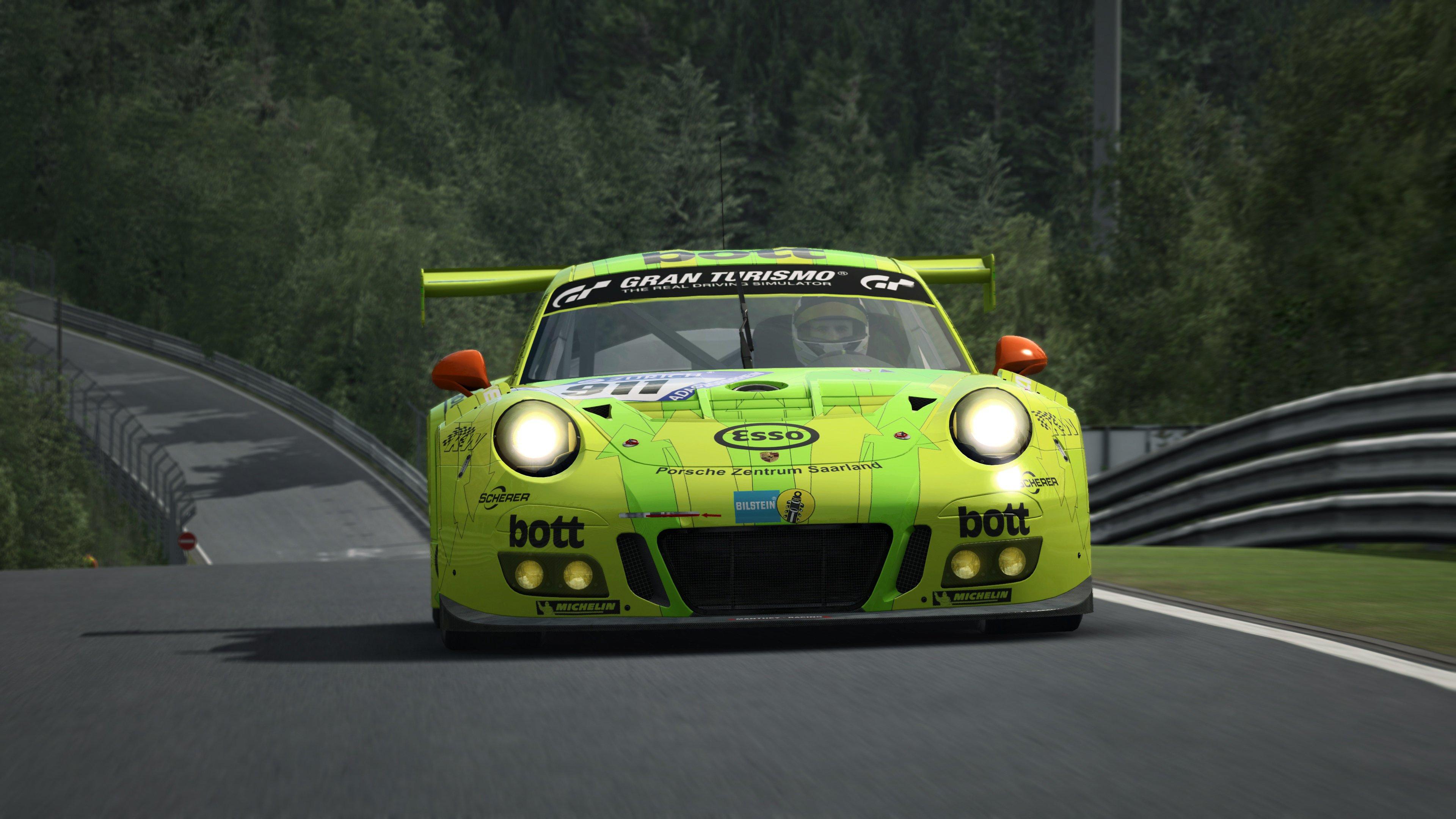 RaceRoom Porsche 911 GT3 R 32